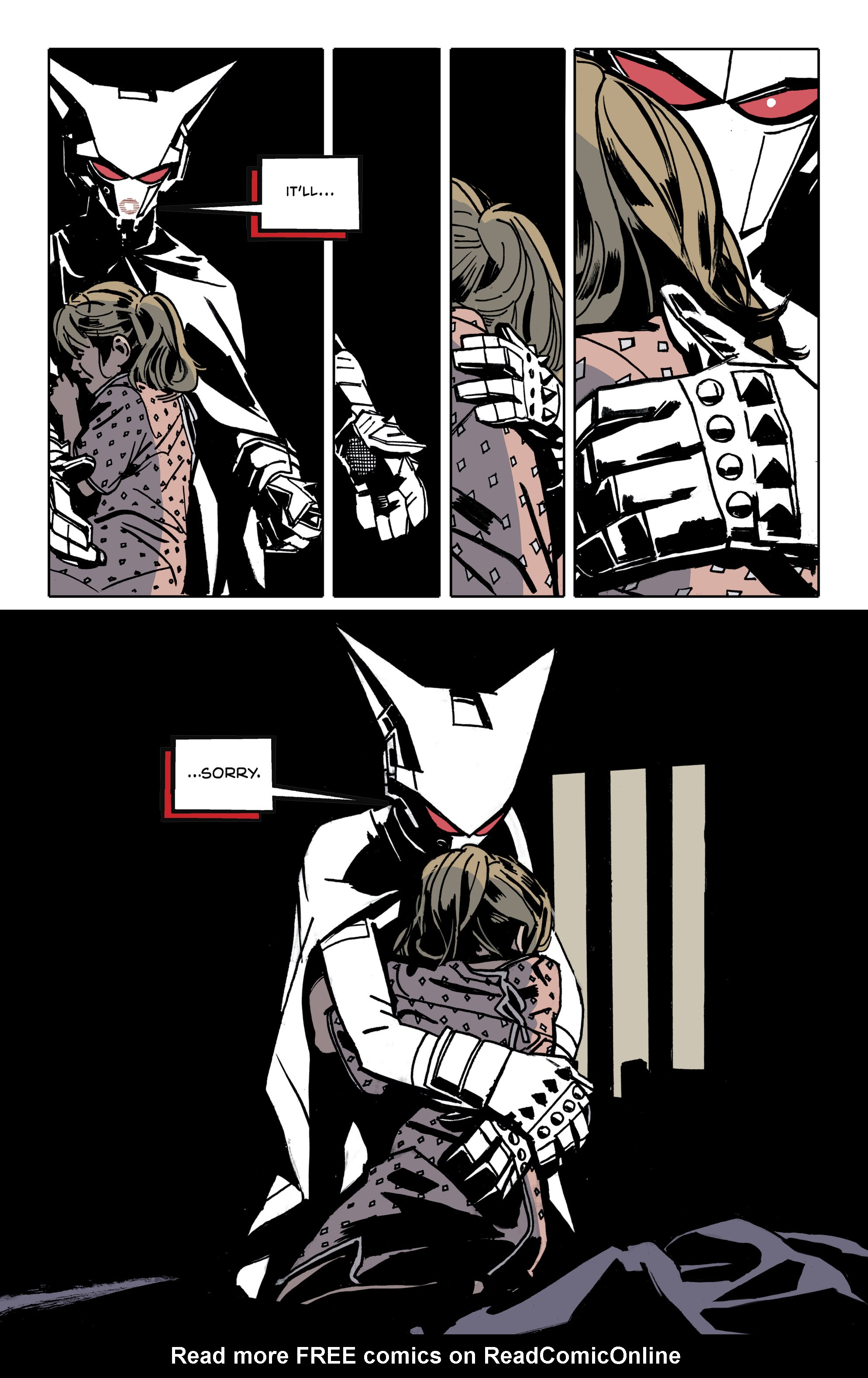 Read online Mother Panic comic -  Issue #7 - 18