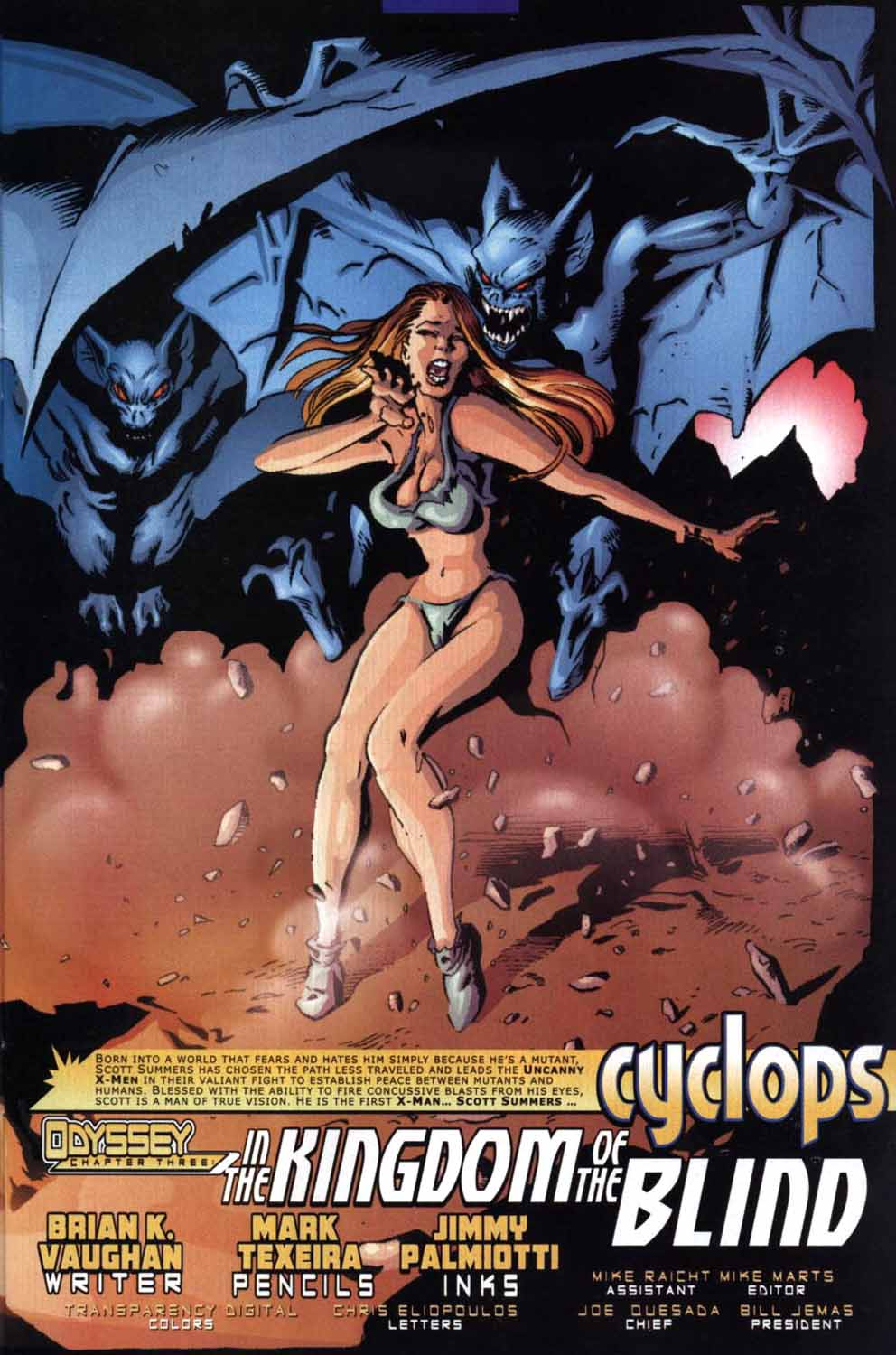 Read online Cyclops (2001) comic -  Issue #3 - 4