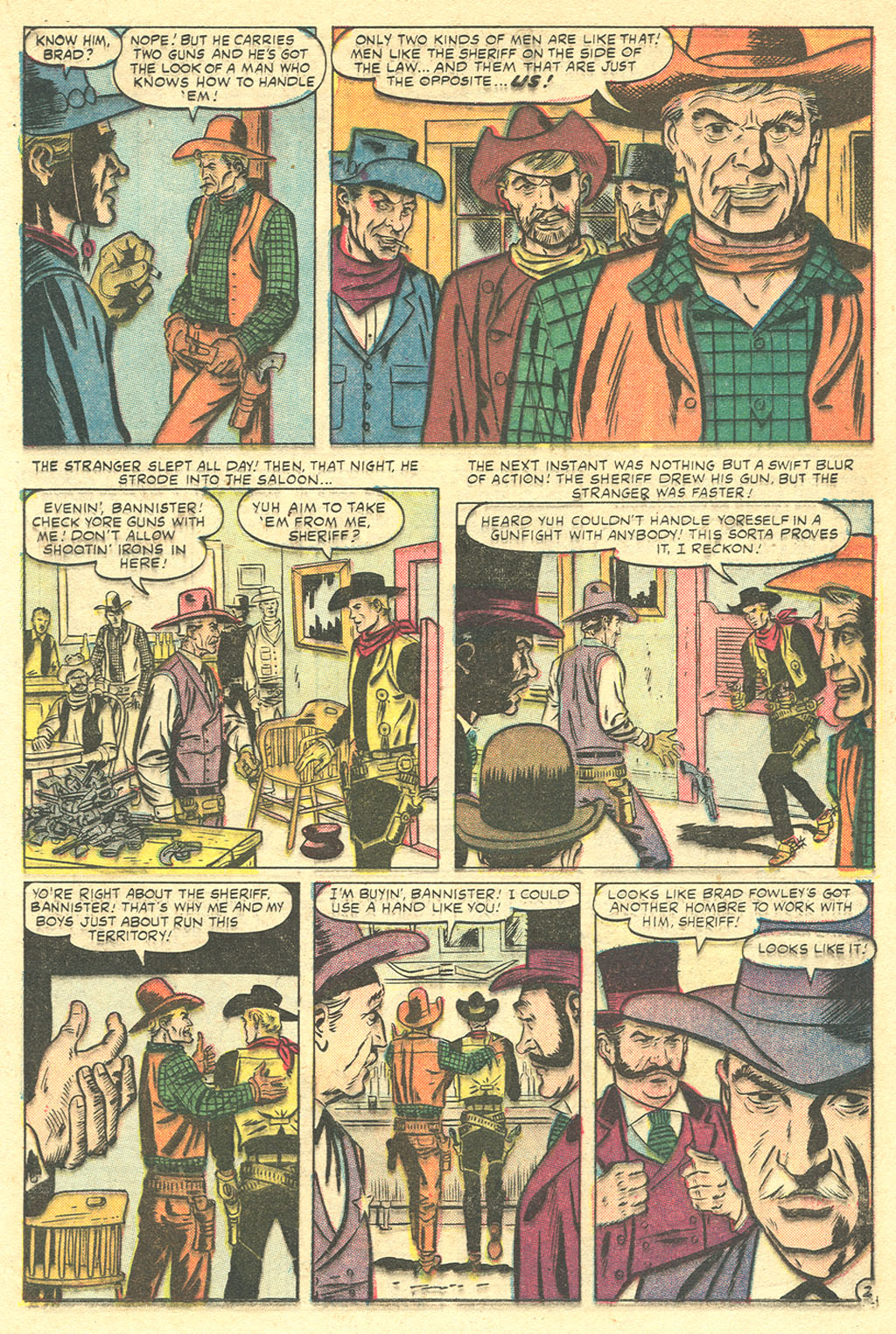 The Rawhide Kid (1955) issue 5 - Page 21