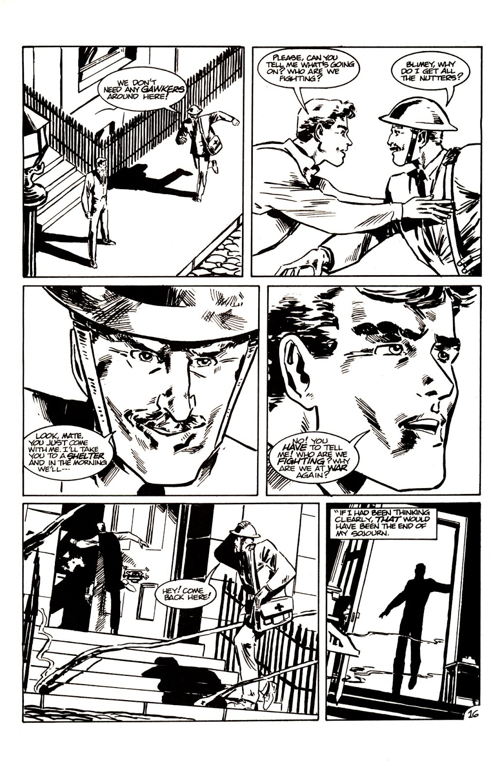 The Time Machine issue 1 - Page 19