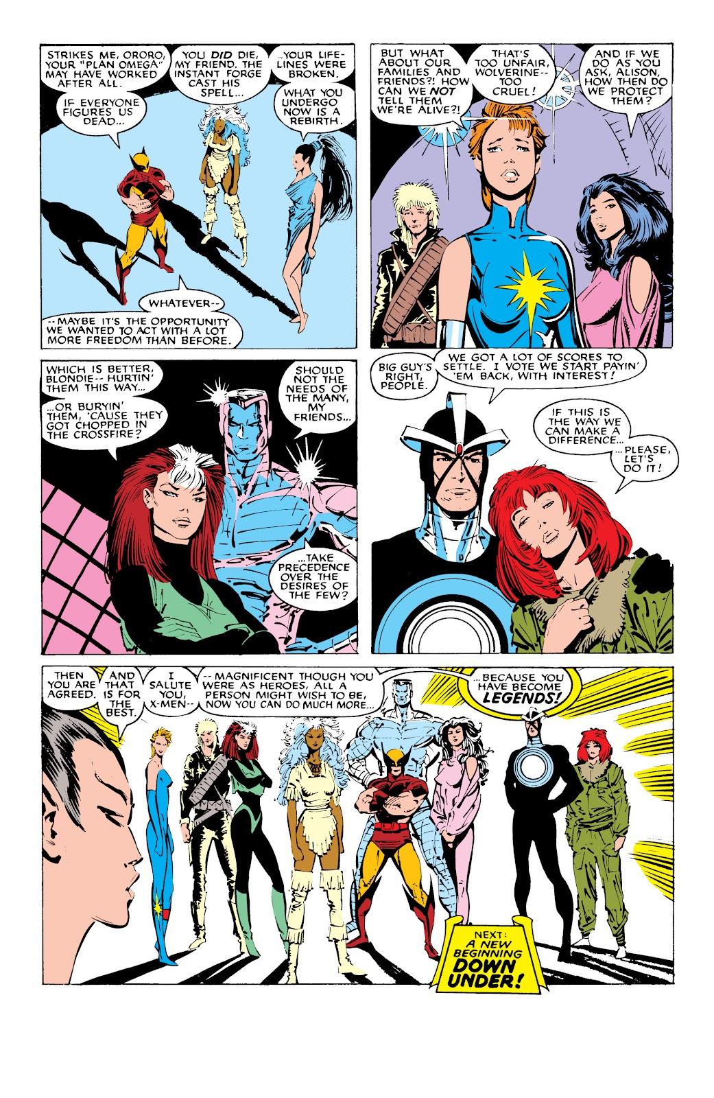 Uncanny X-Men (1963) issue 227 - Page 24