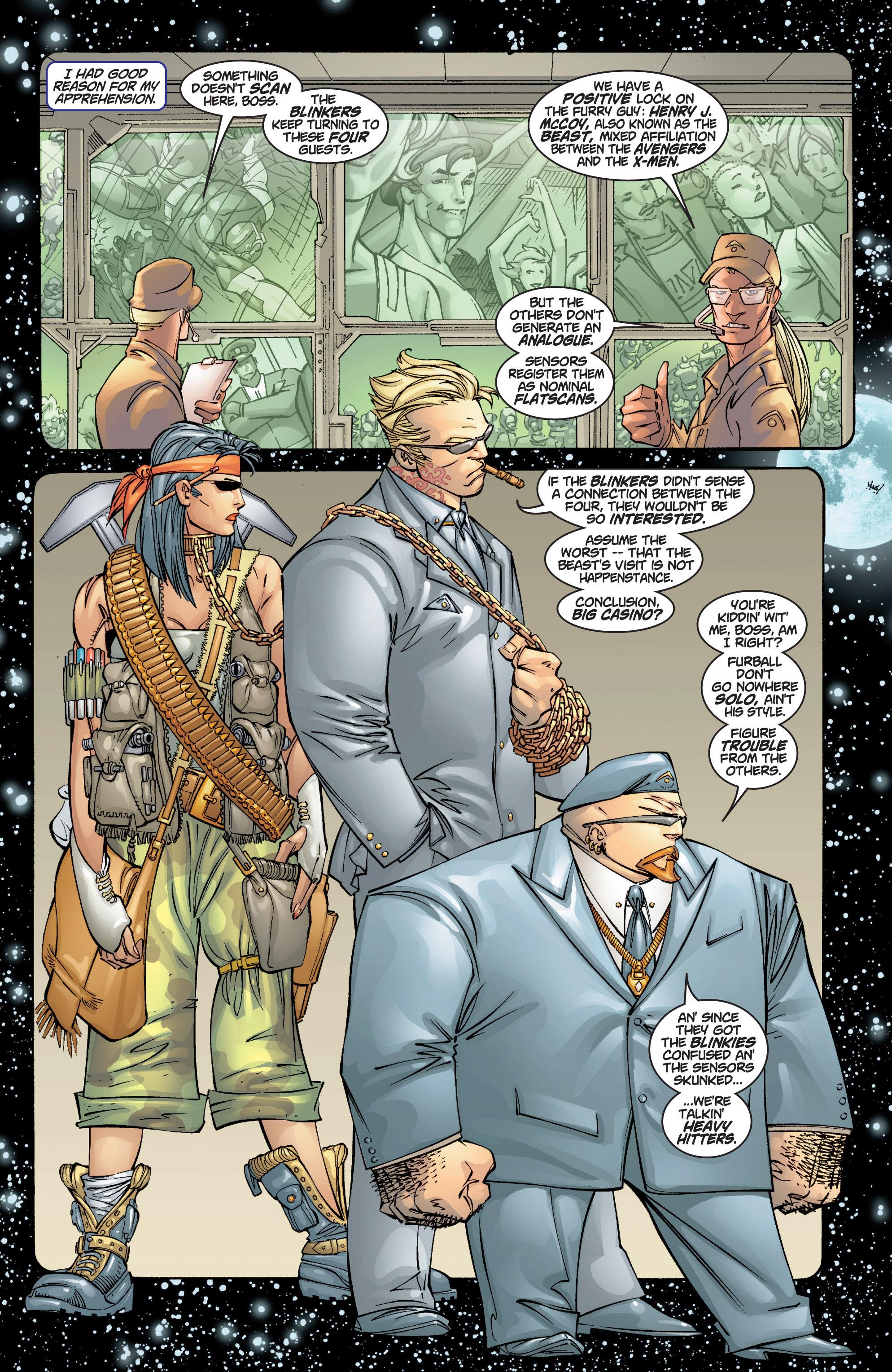 Read online Uncanny X-Men (1963) comic -  Issue #383 - 12