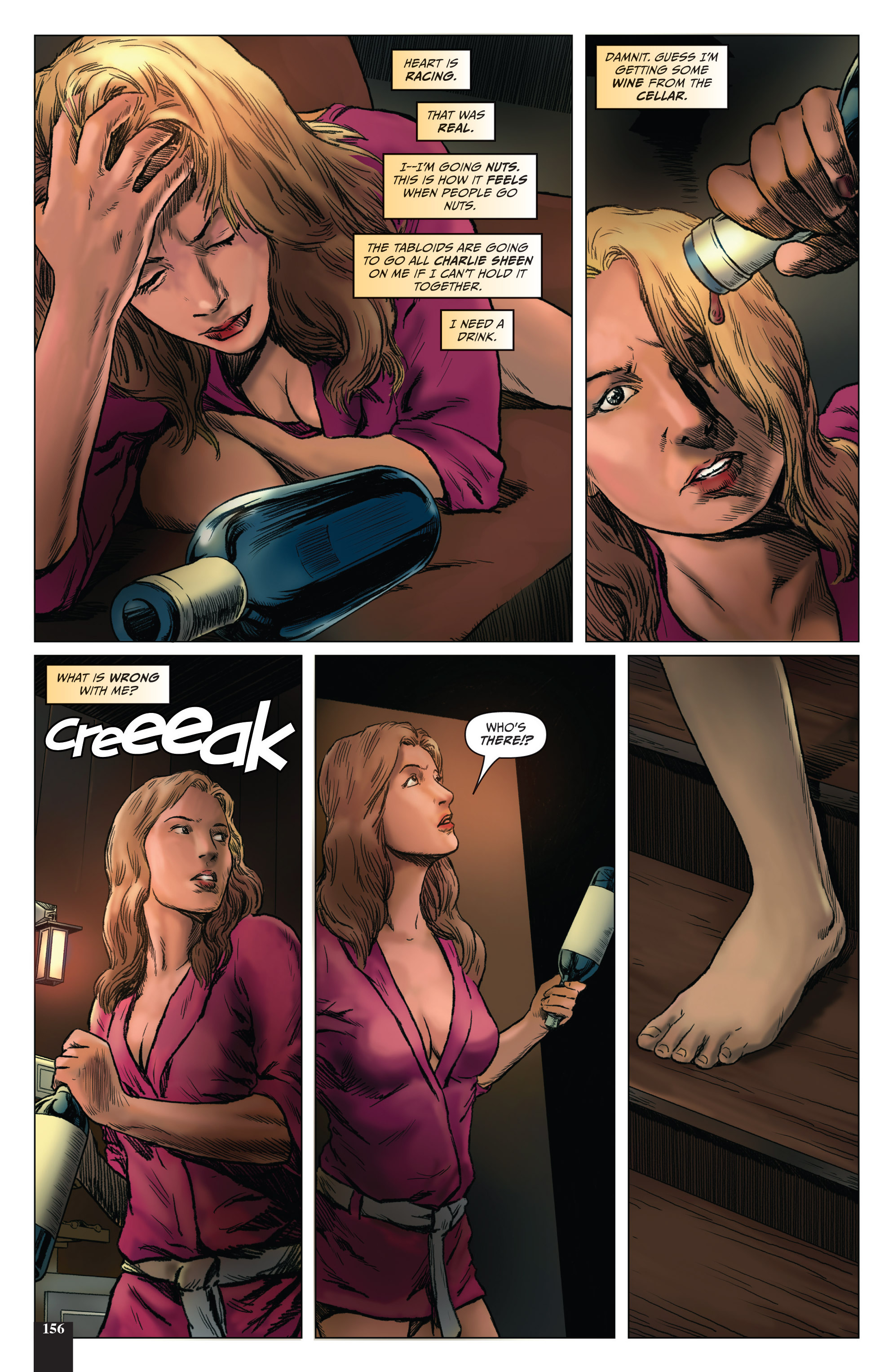 Read online Grimm Fairy Tales: Different Seasons comic -  Issue # TPB 2 - 153