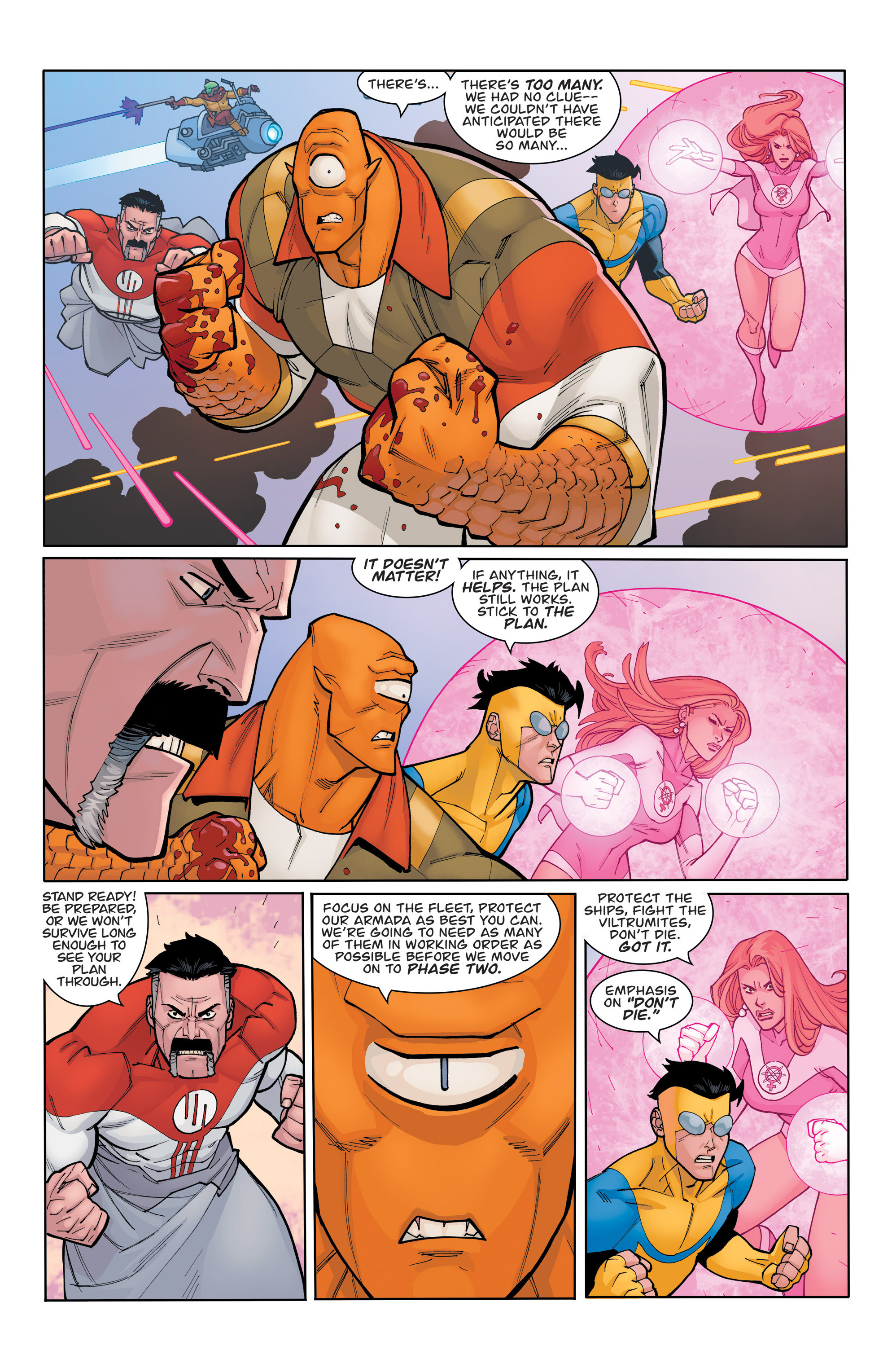 Read online Invincible comic -  Issue #136 - 6