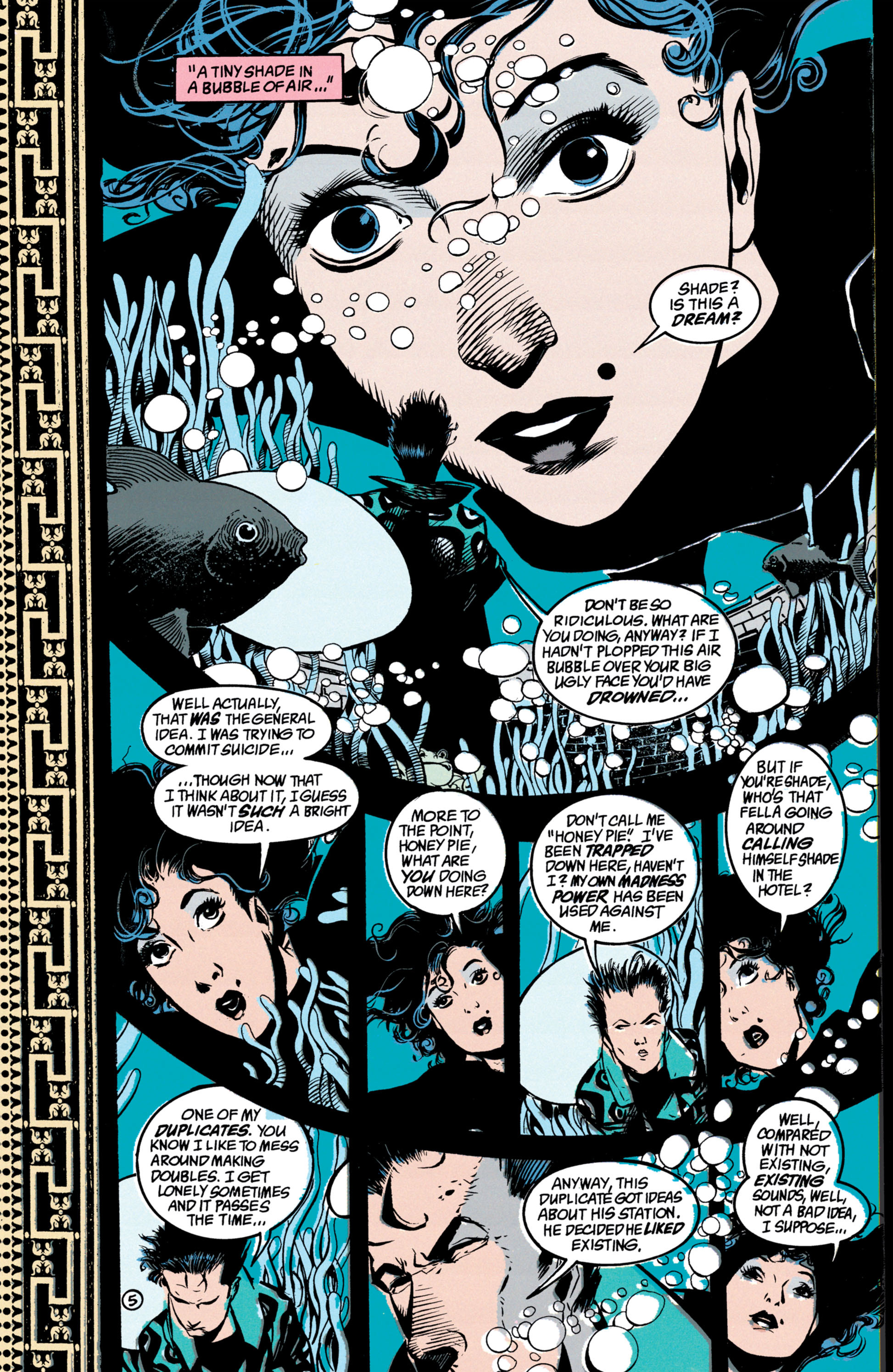 Read online Shade, the Changing Man comic -  Issue #39 - 6