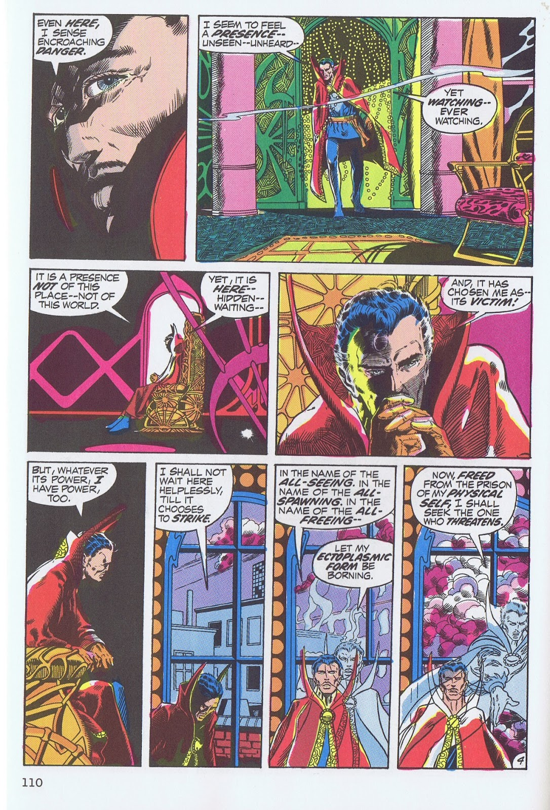 Doctor Strange: Master of the Mystic Arts issue TPB - Page 104