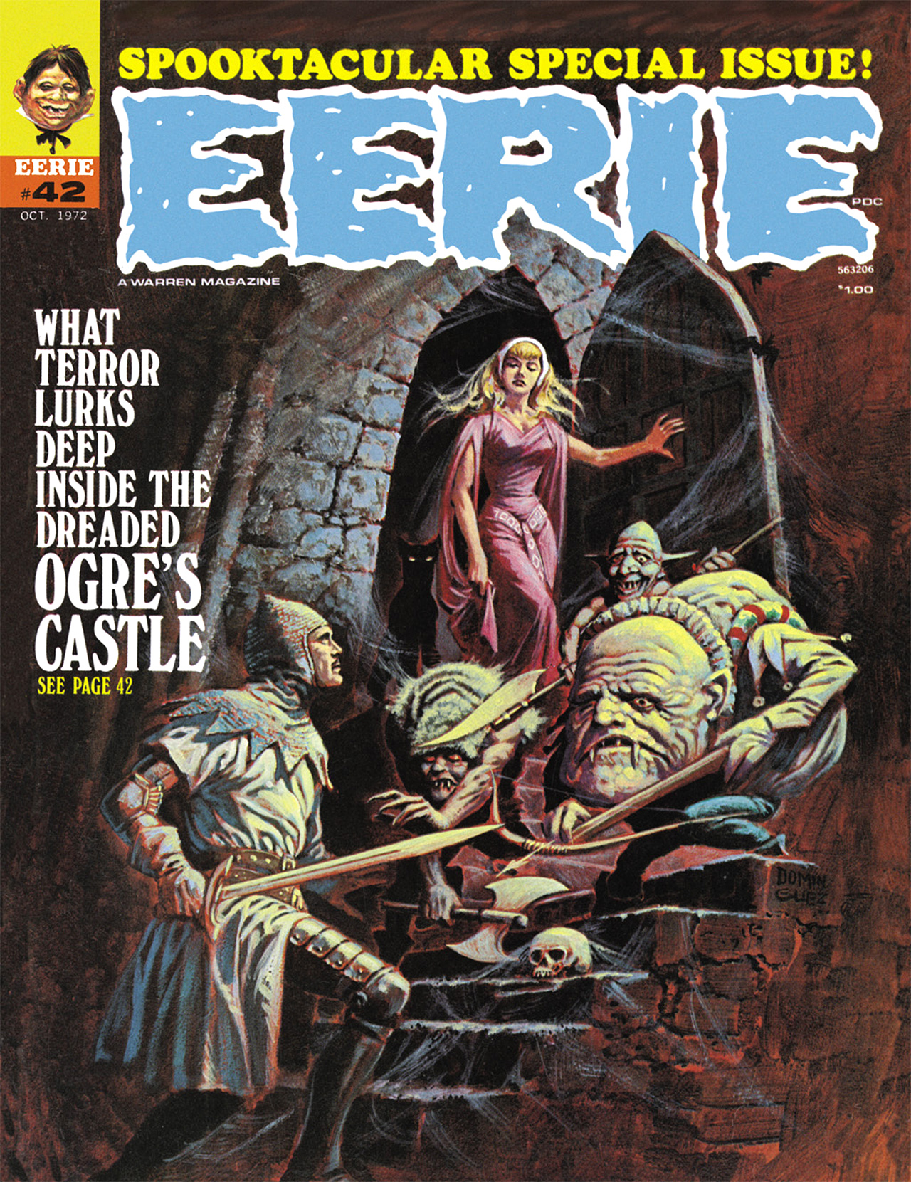 Read online Eerie Archives comic -  Issue # TPB 9 - 10