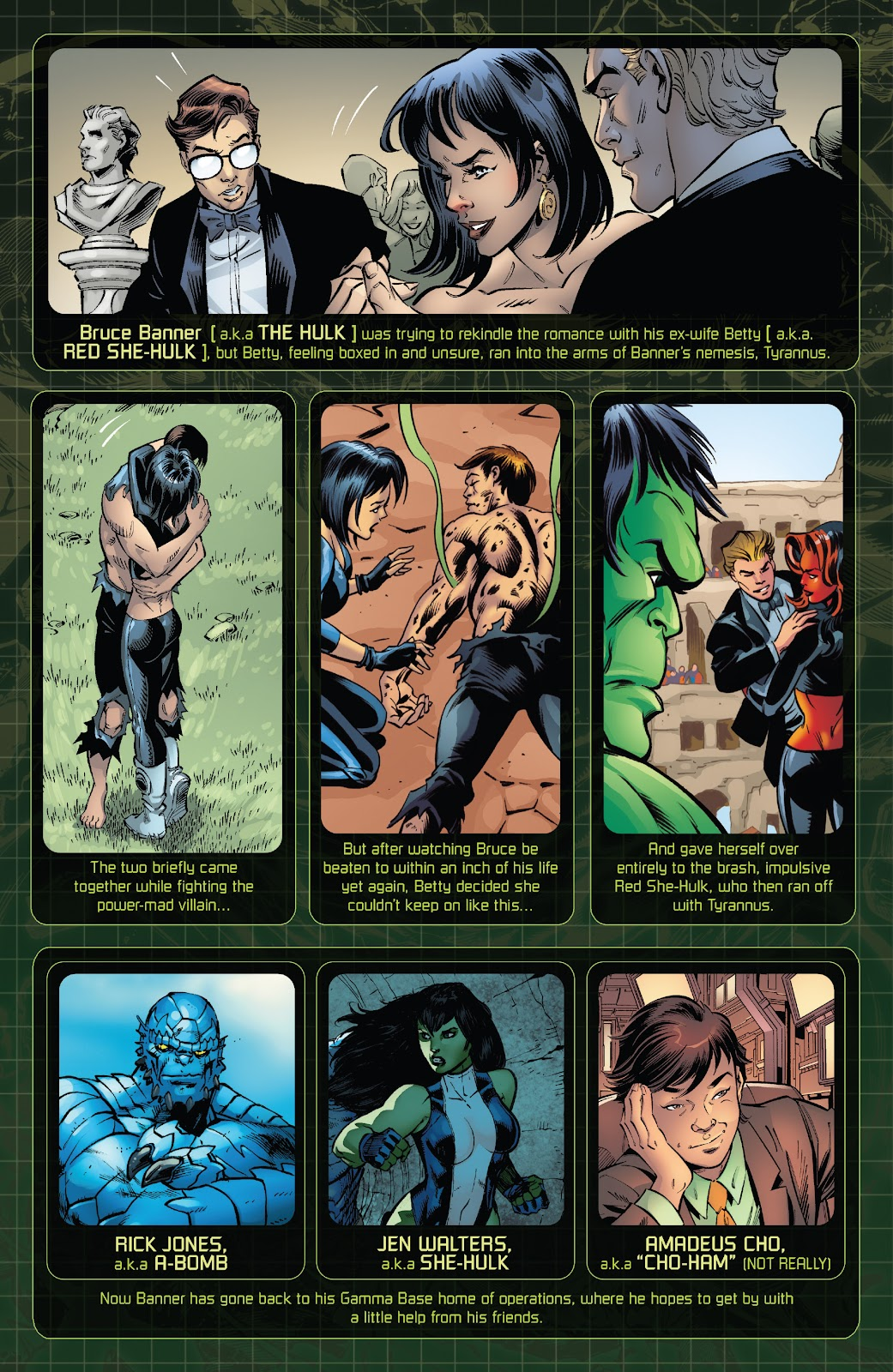 Read online Incredible Hulks (2010) comic -  Issue # _TPB Heart of the Monster - 5