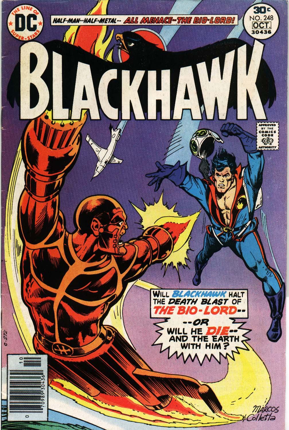 Blackhawk (1957) 248 Page 1