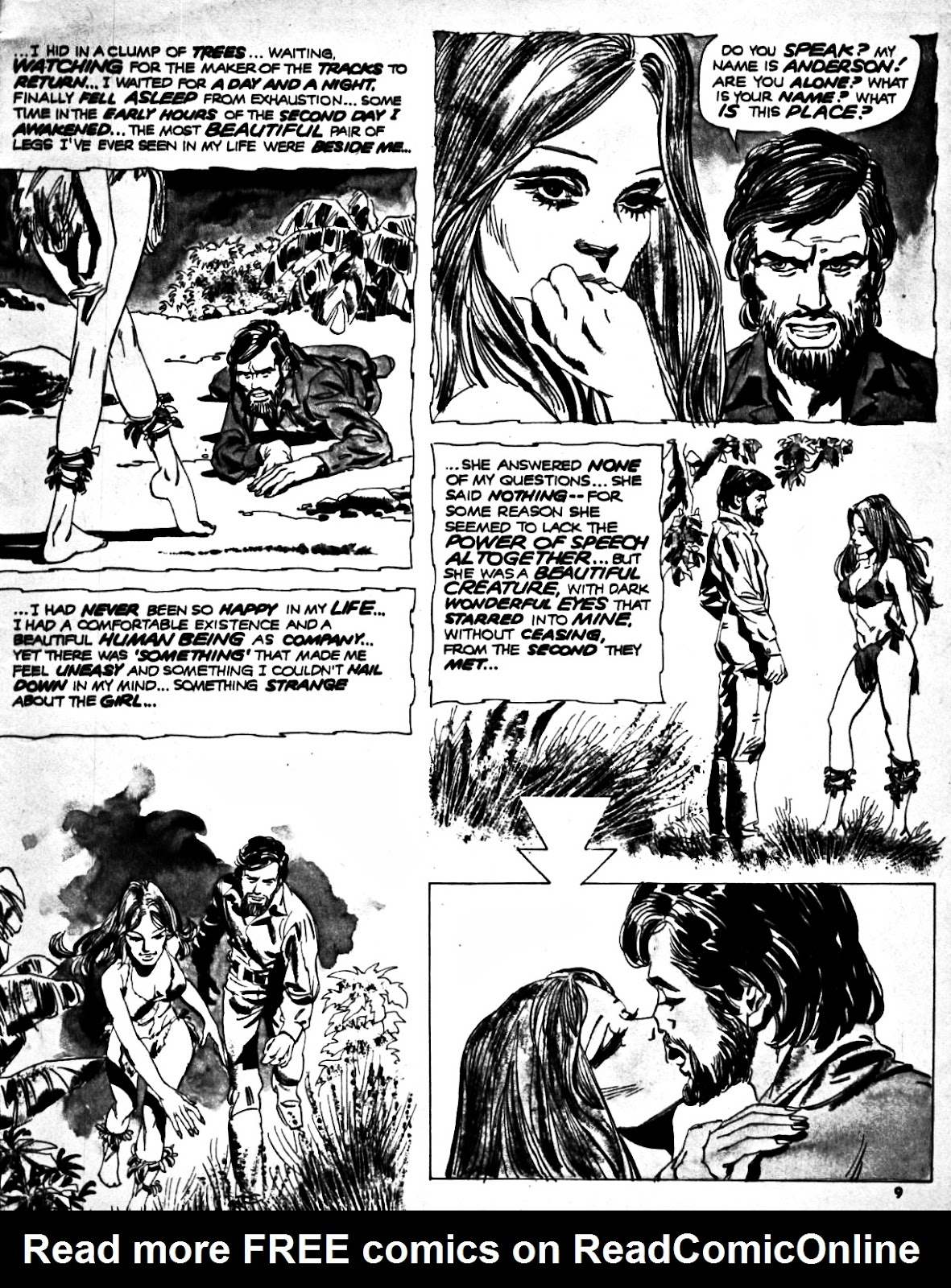 Scream (1973) issue 7 - Page 9