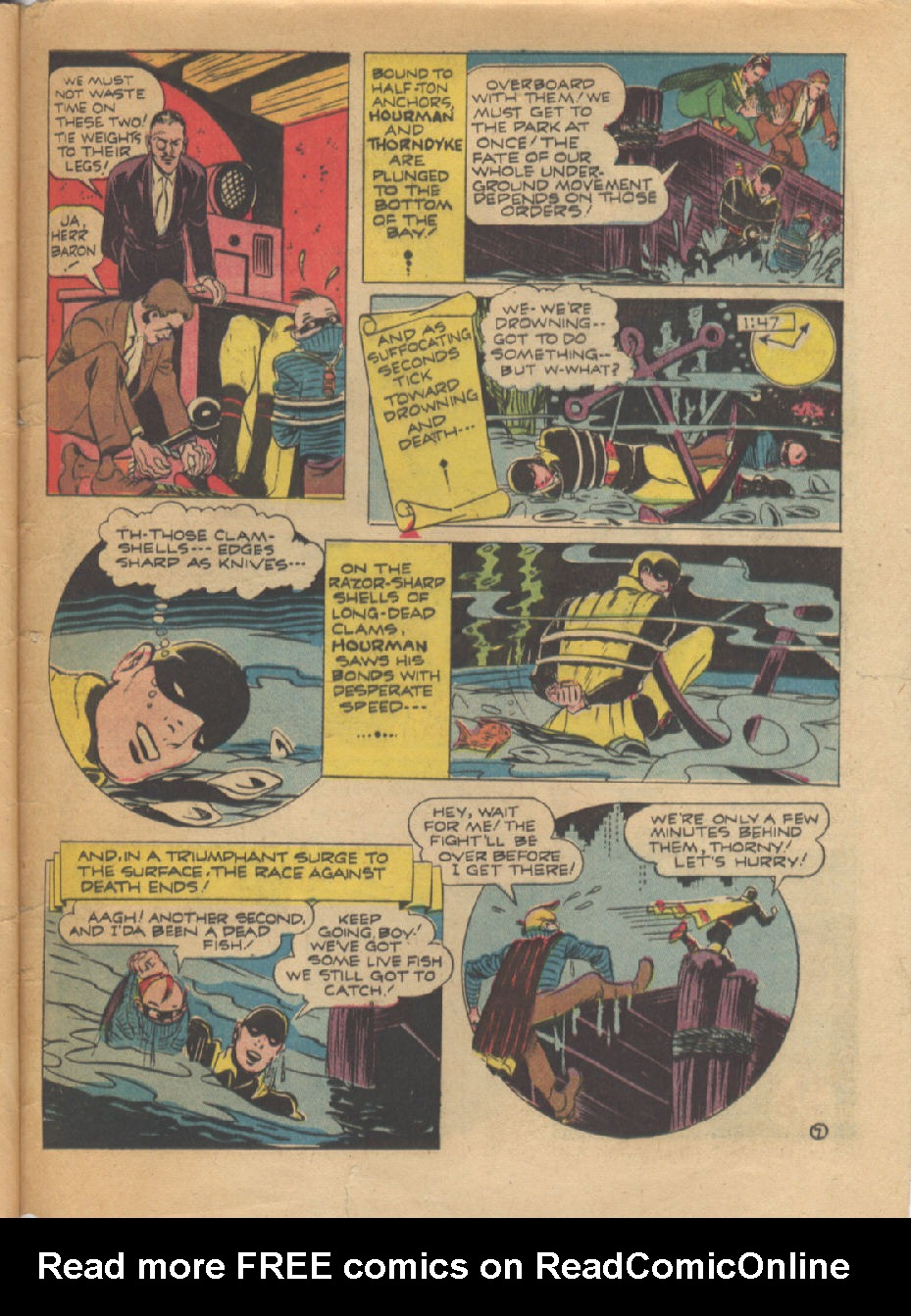 Read online Adventure Comics (1938) comic -  Issue #81 - 64