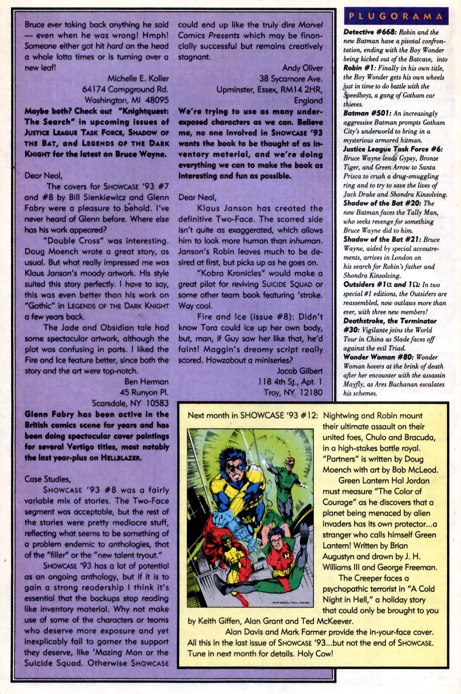 Read online Showcase '93 comic -  Issue #11 - 41