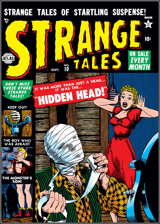 Strange Tales (1951) 10 Page 1