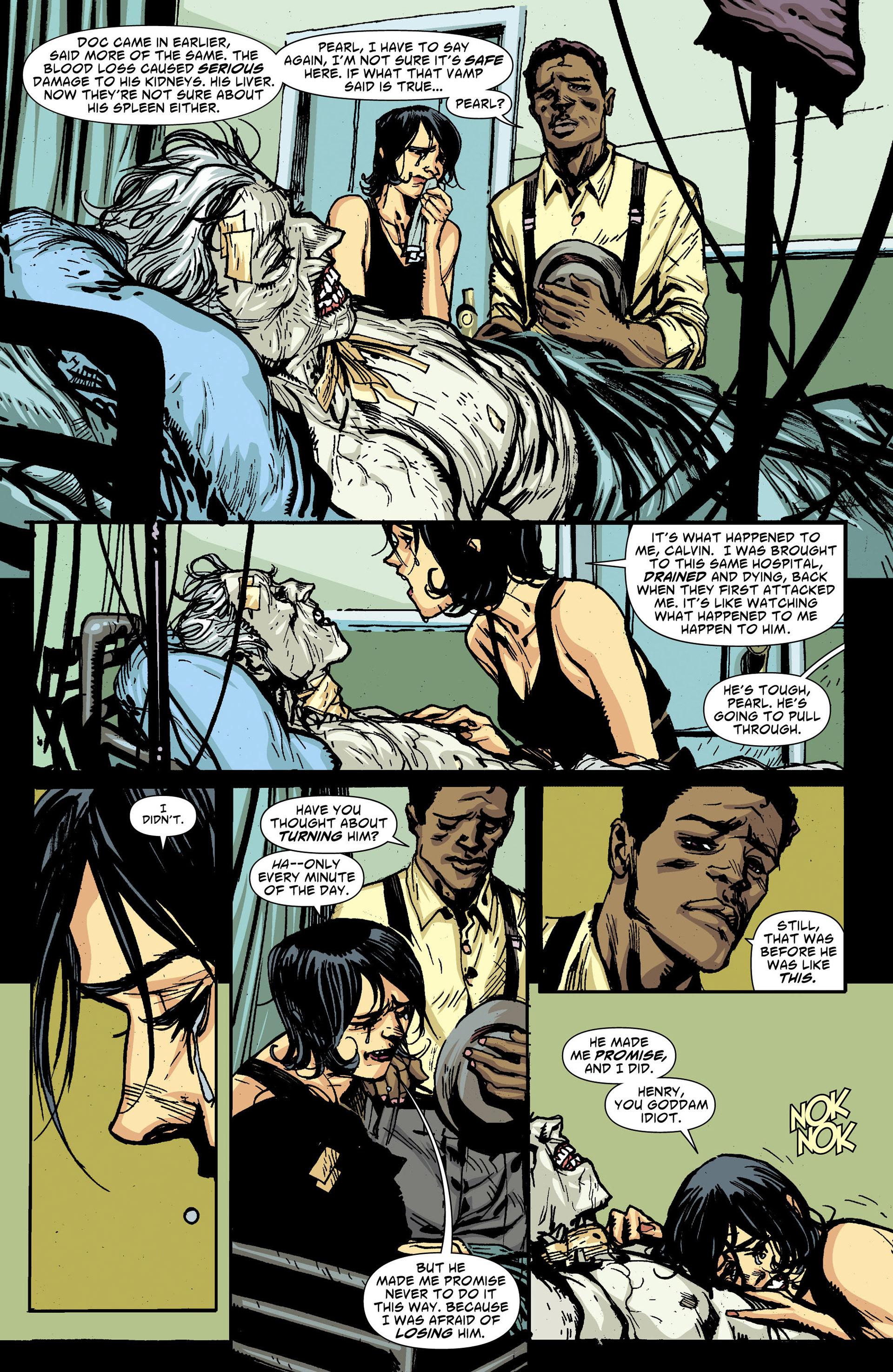 Read online American Vampire comic -  Issue #28 - 7