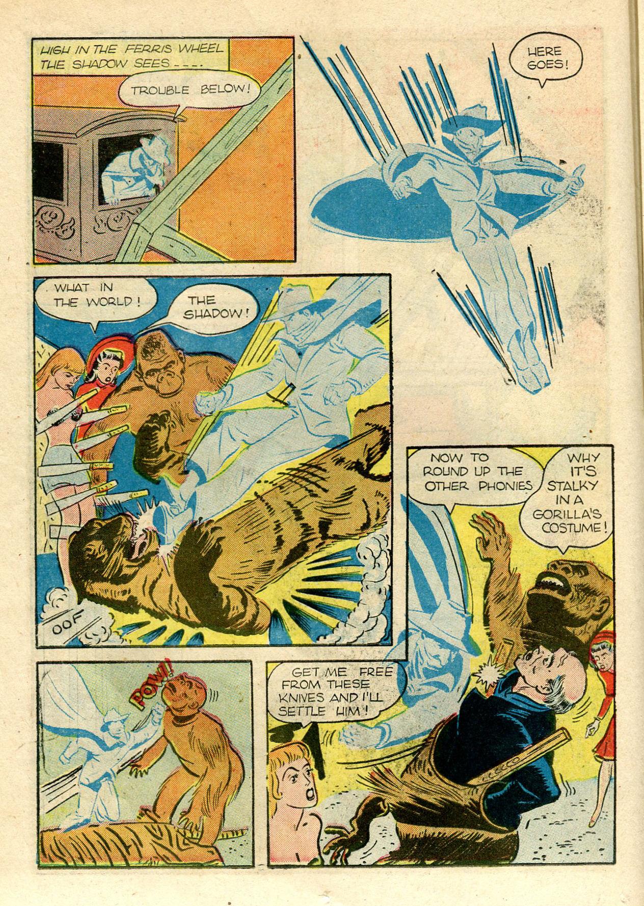Read online Shadow Comics comic -  Issue #33 - 26