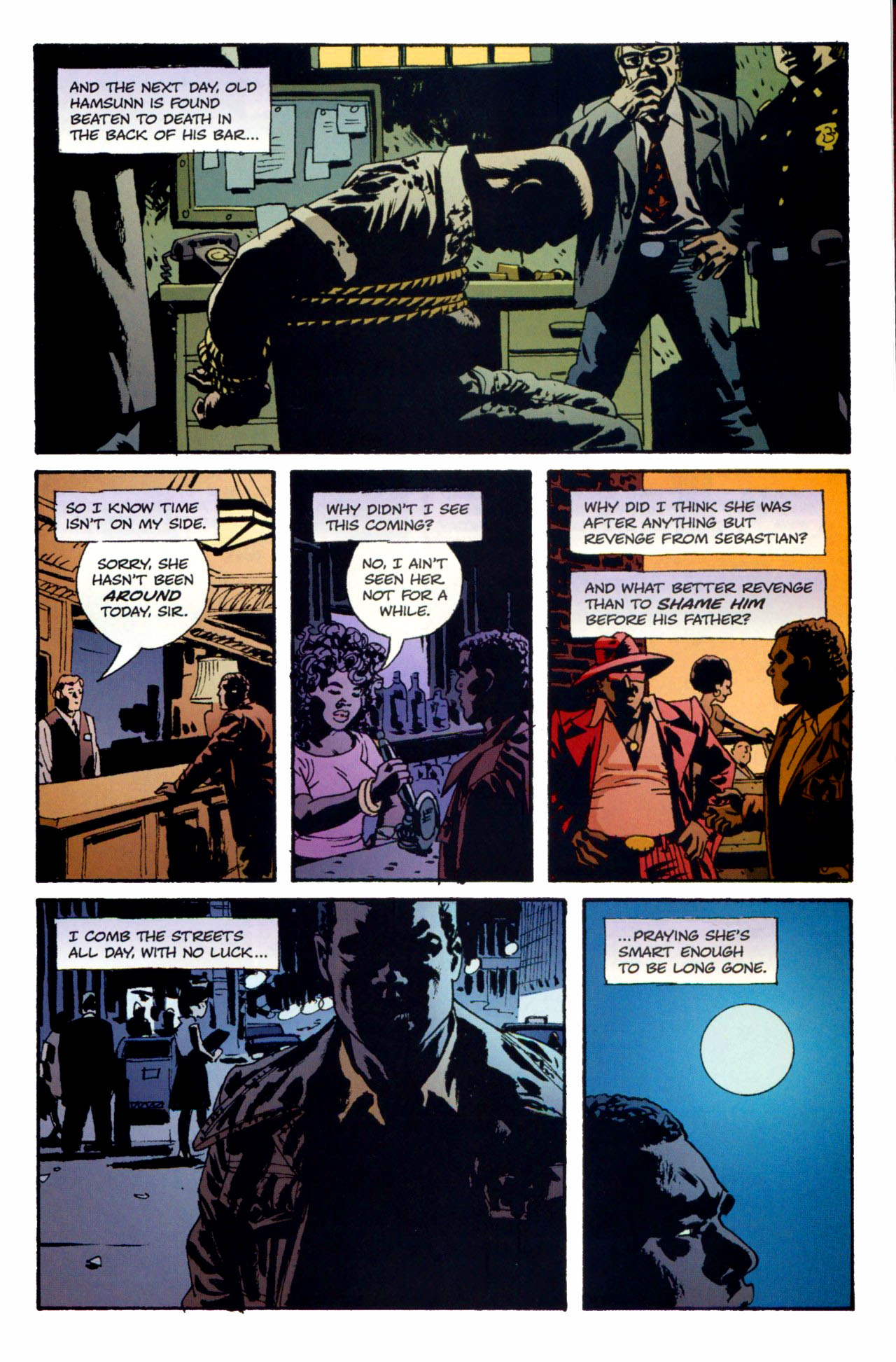 Read online Criminal (2008) comic -  Issue #1 - 26