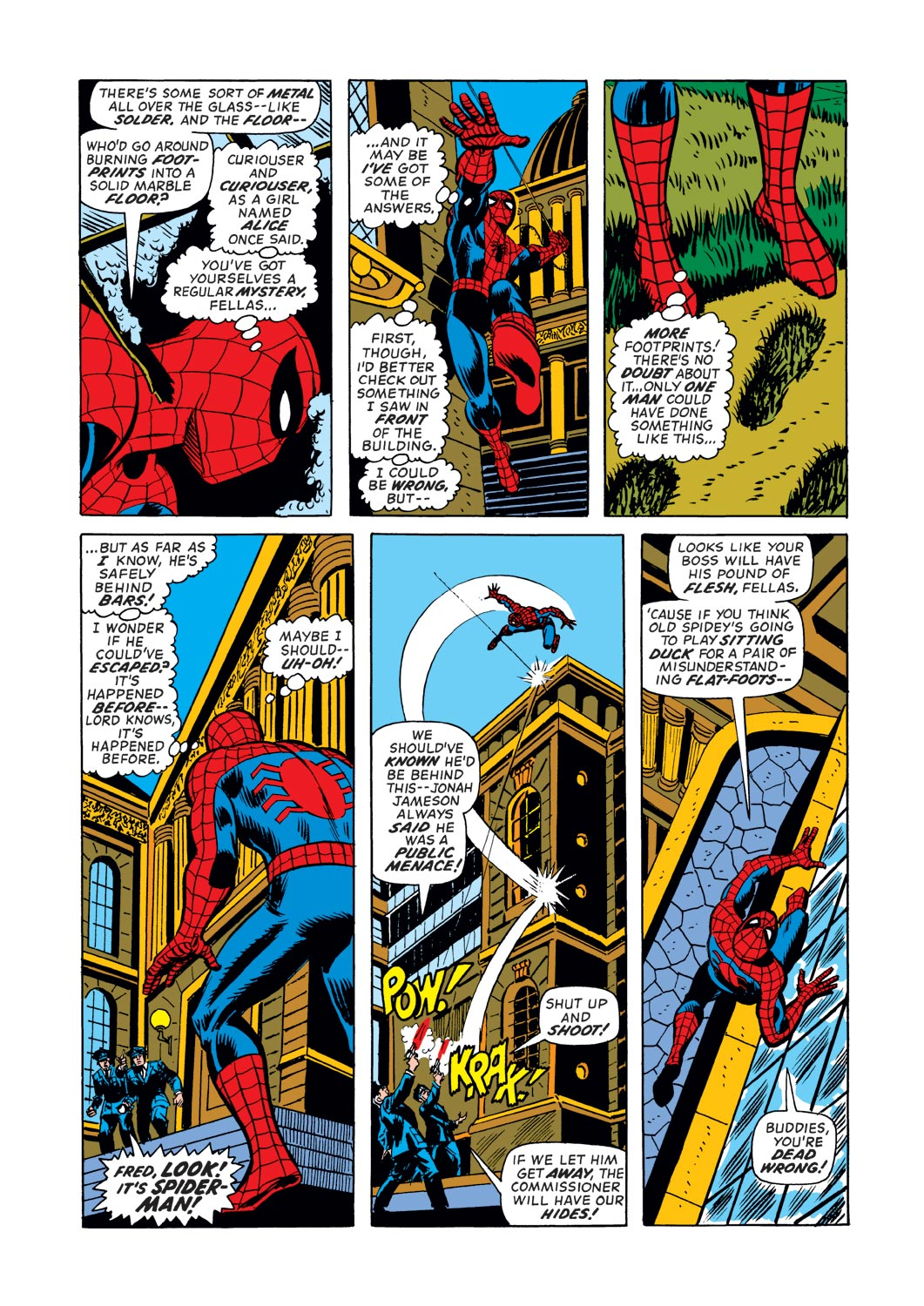 The Amazing Spider-Man (1963) 132 Page 4
