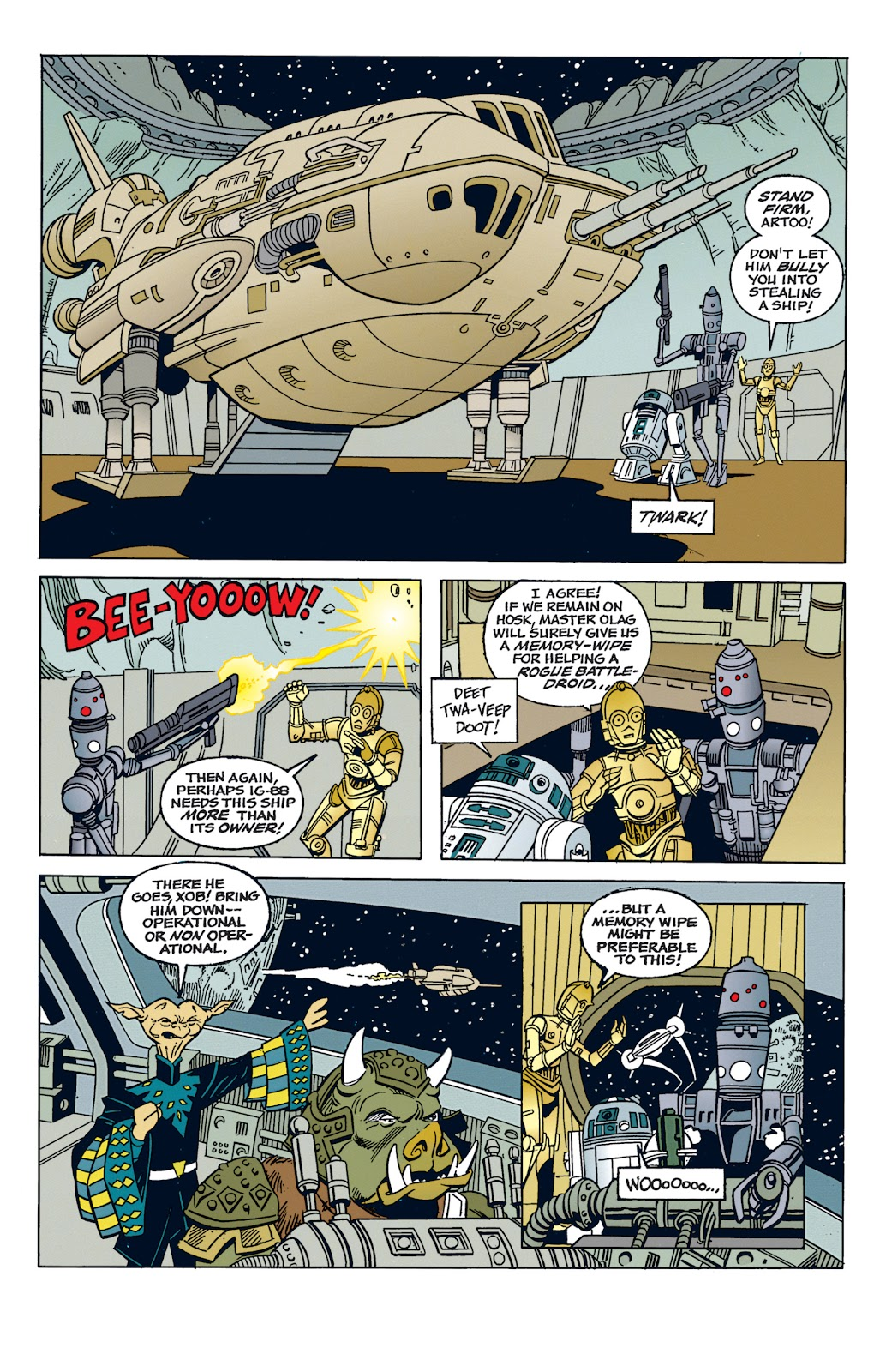 Read online Star Wars Legends Epic Collection: The Empire comic -  Issue # TPB 5 (Part 1) - 22