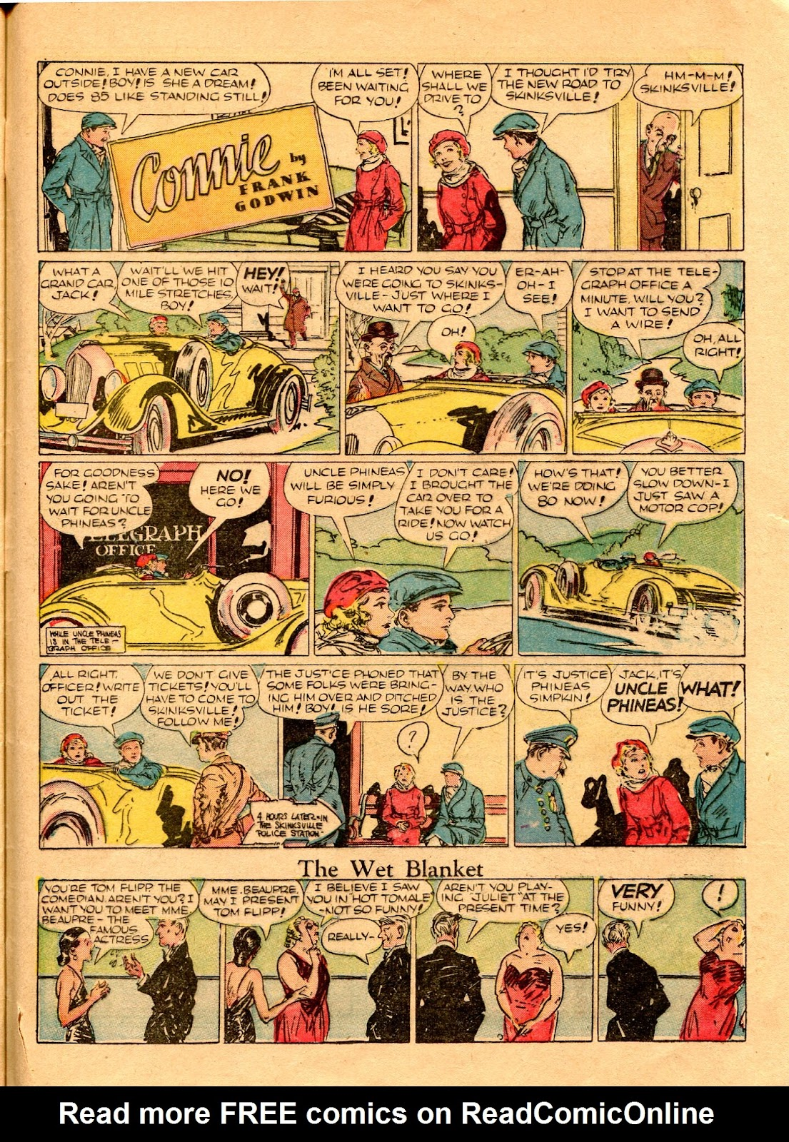 Read online Famous Funnies comic -  Issue #67 - 56