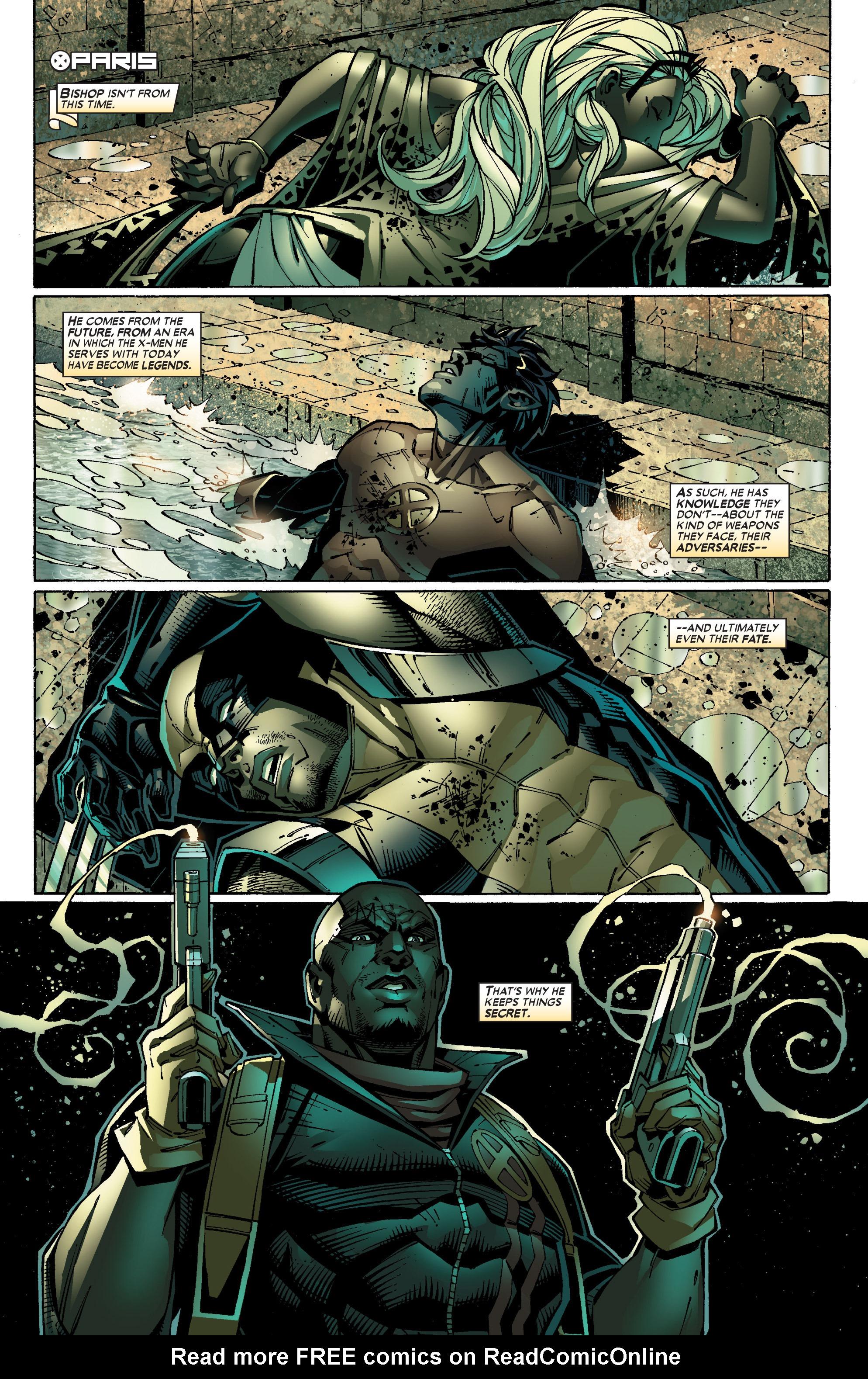 Read online Uncanny X-Men (1963) comic -  Issue #453 - 3
