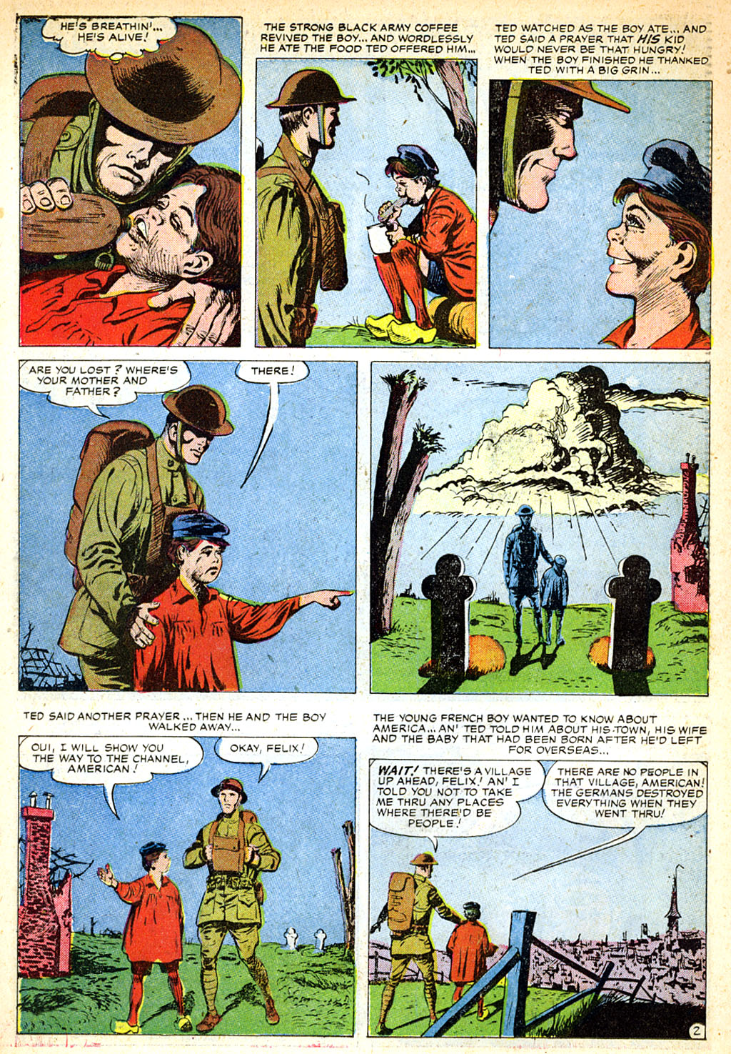 Combat Kelly (1951) issue 44 - Page 22