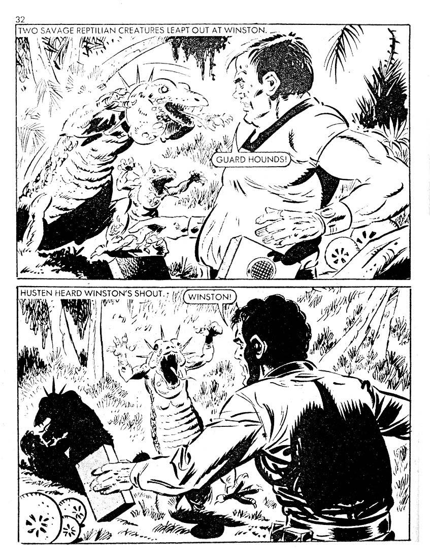 Starblazer issue 30 - Page 32
