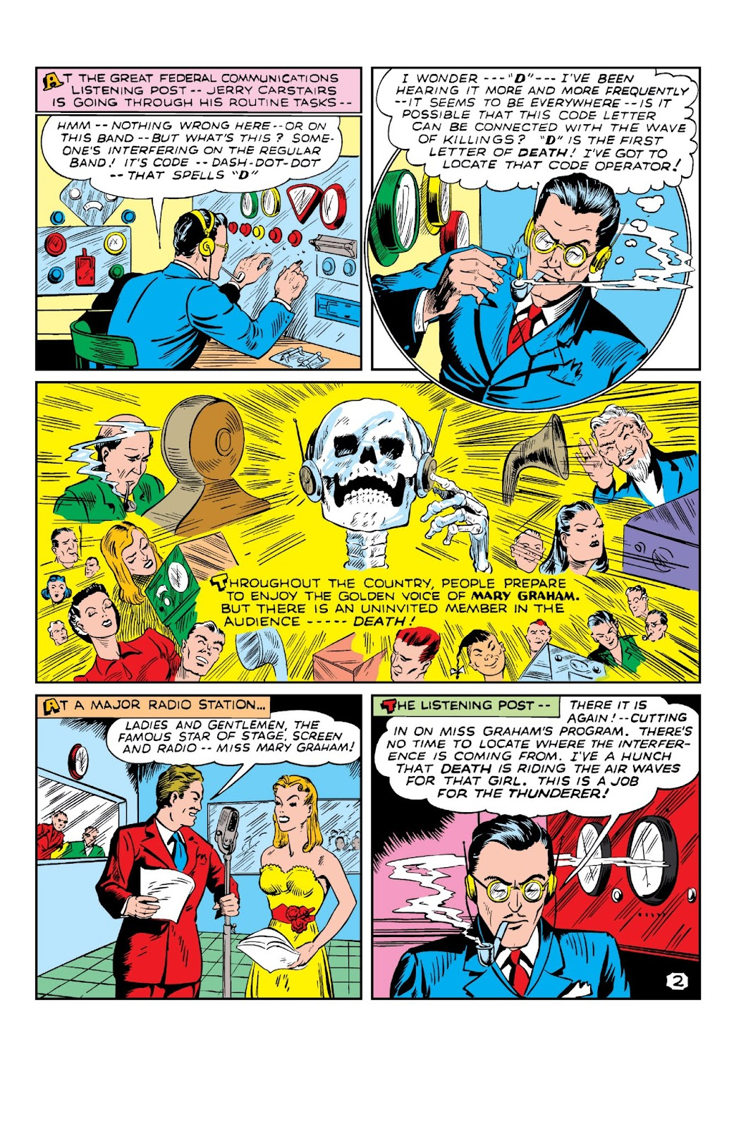 Daring Mystery Comics issue 8 - Page 25