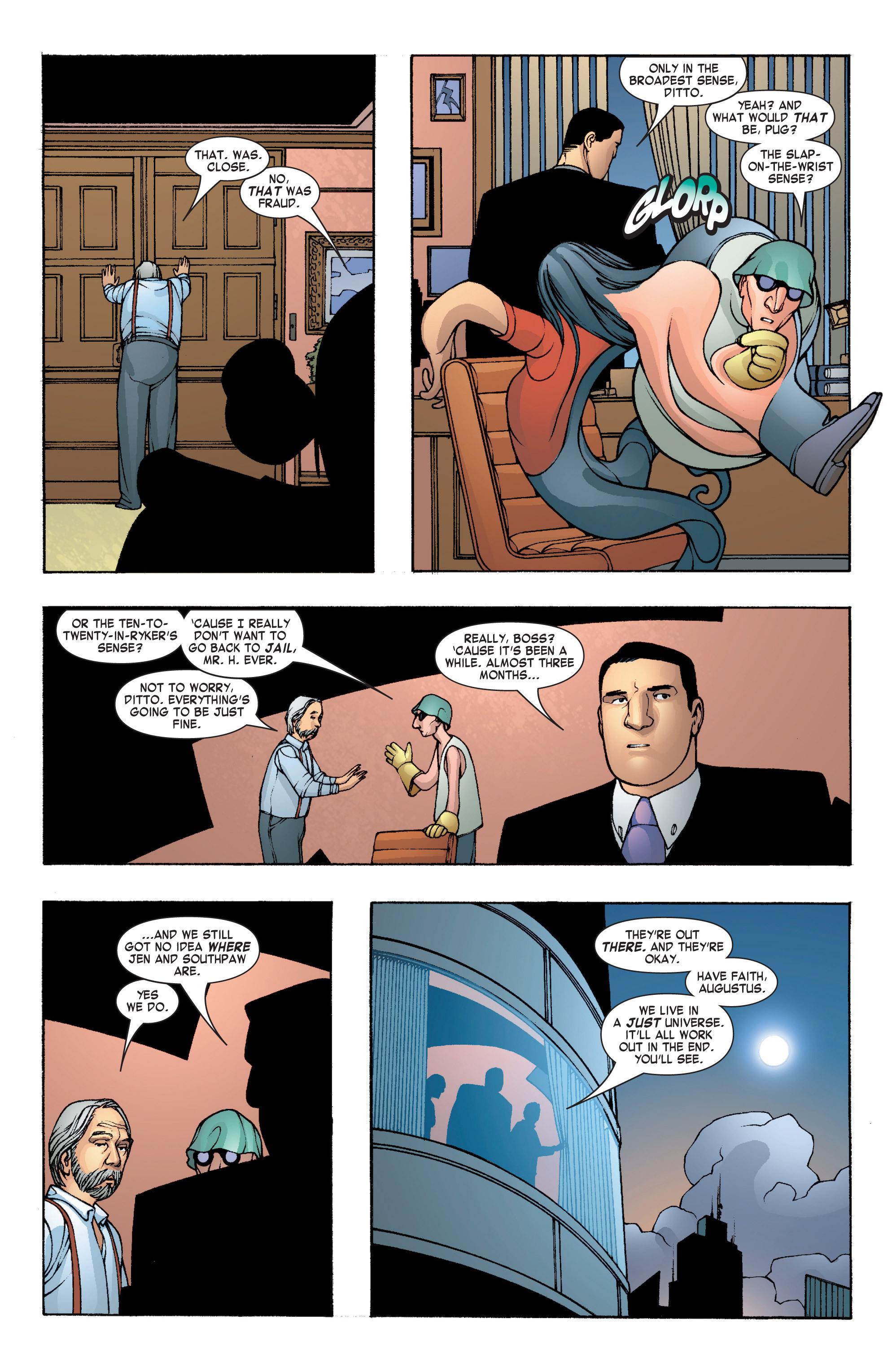 Read online She-Hulk (2004) comic -  Issue #8 - 16