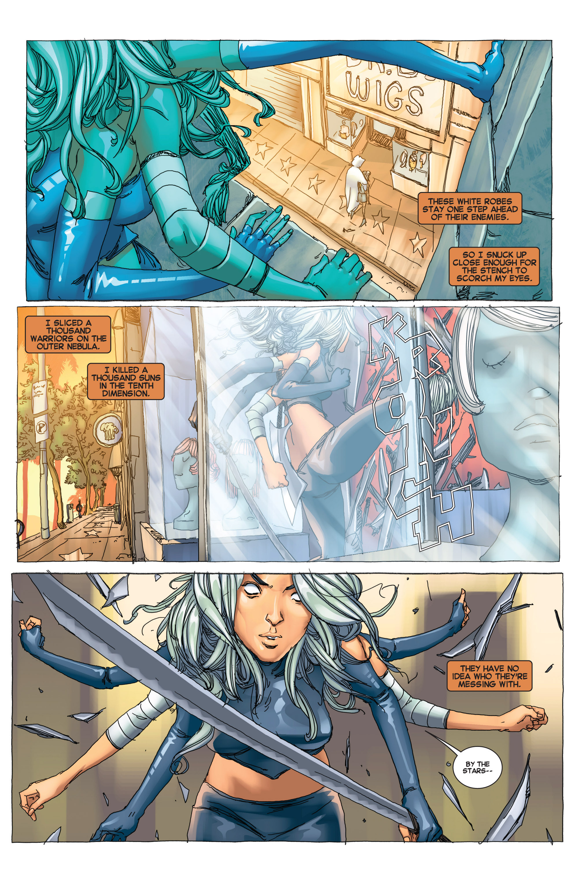 Read online Uncanny X-Force (2013) comic -  Issue #12 - 10