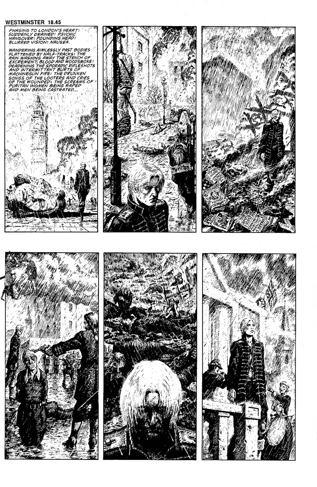 Read online The Adventures of Luther Arkwright comic -  Issue #9 - 19