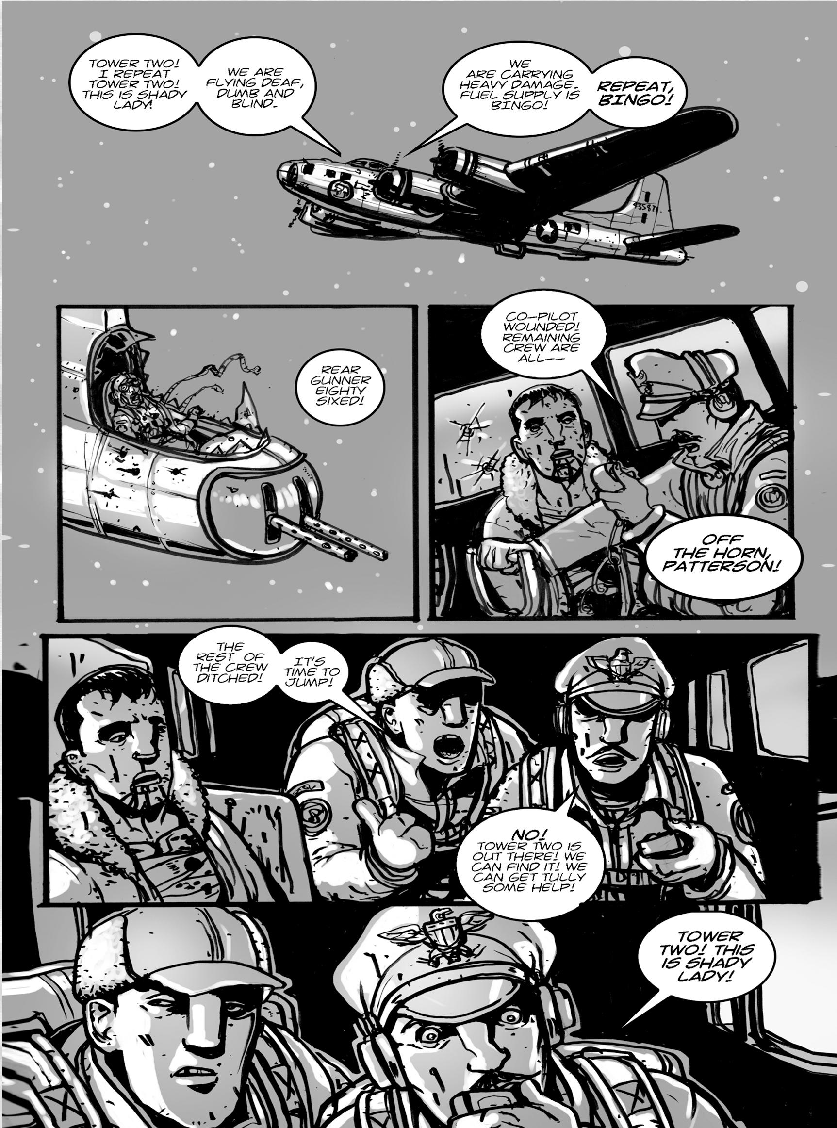 Read online FUBAR comic -  Issue #1 - 158