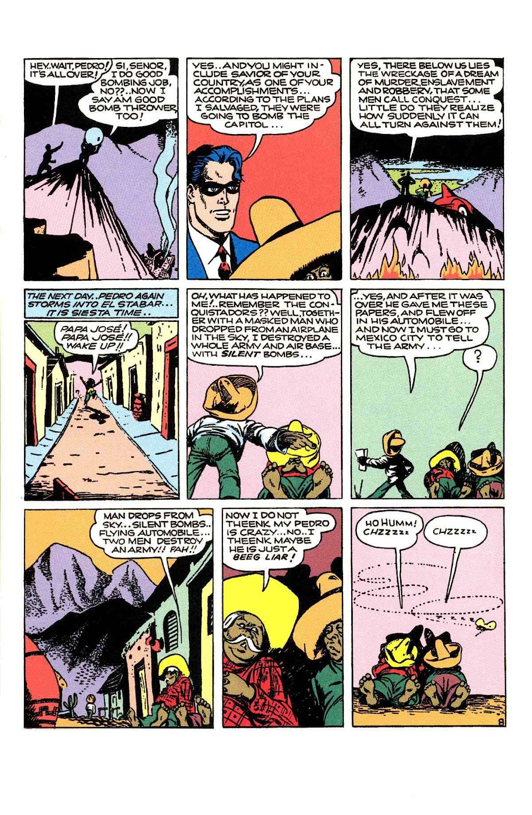 Read online Will Eisner's The Spirit Archives comic -  Issue # TPB 2 (Part 1) - 32