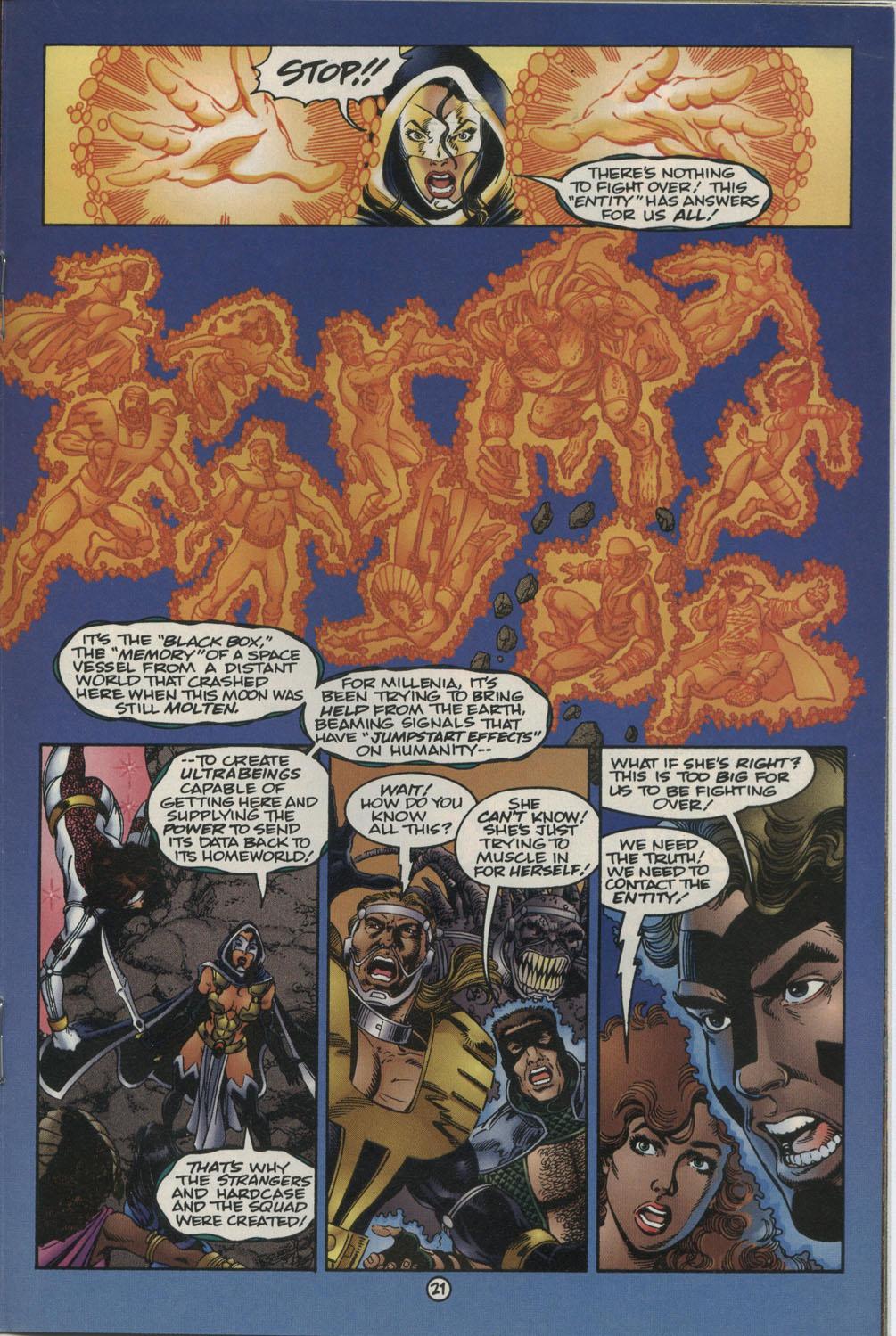 Read online Break-Thru comic -  Issue #2 - 22