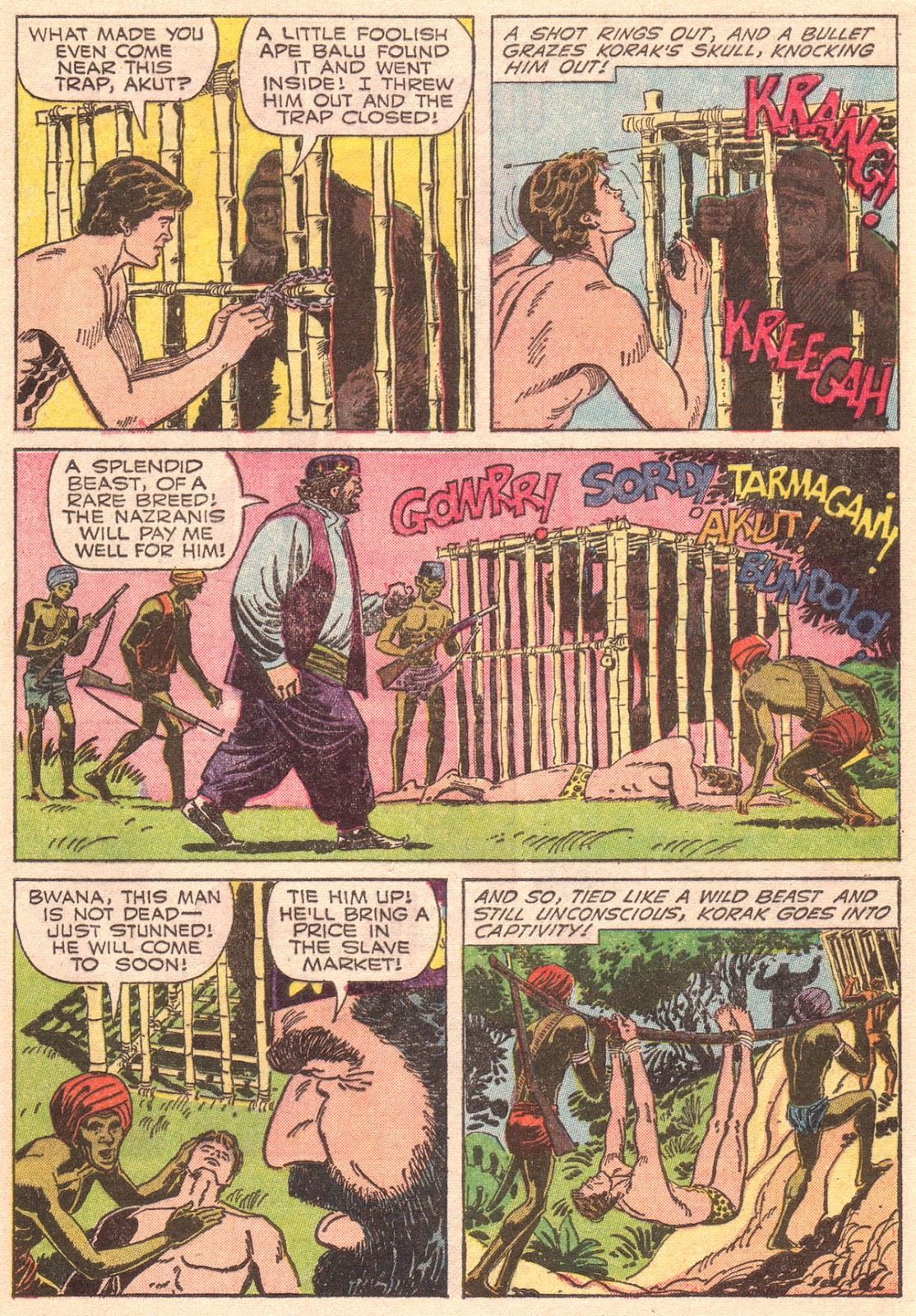 Korak, Son of Tarzan (1964) issue 35 - Page 4