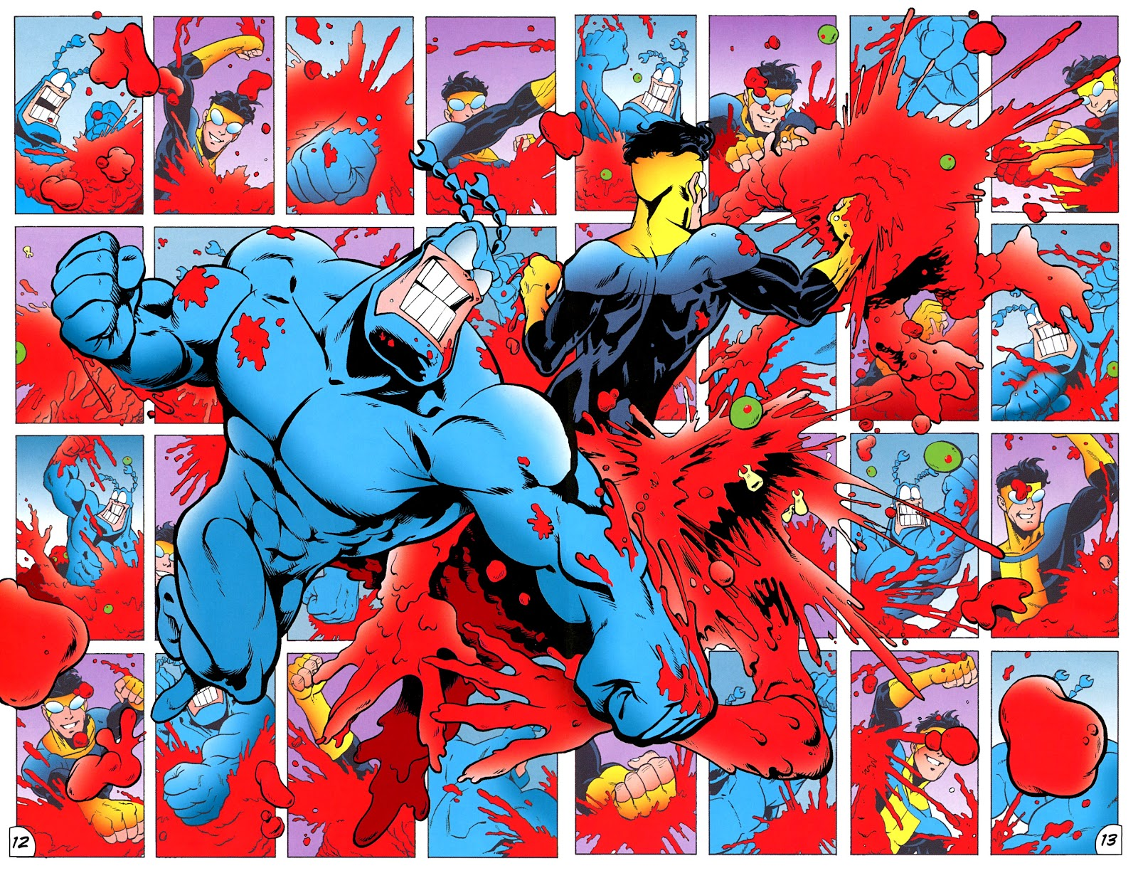 Read online The Tick comic -  Issue #100 - 14