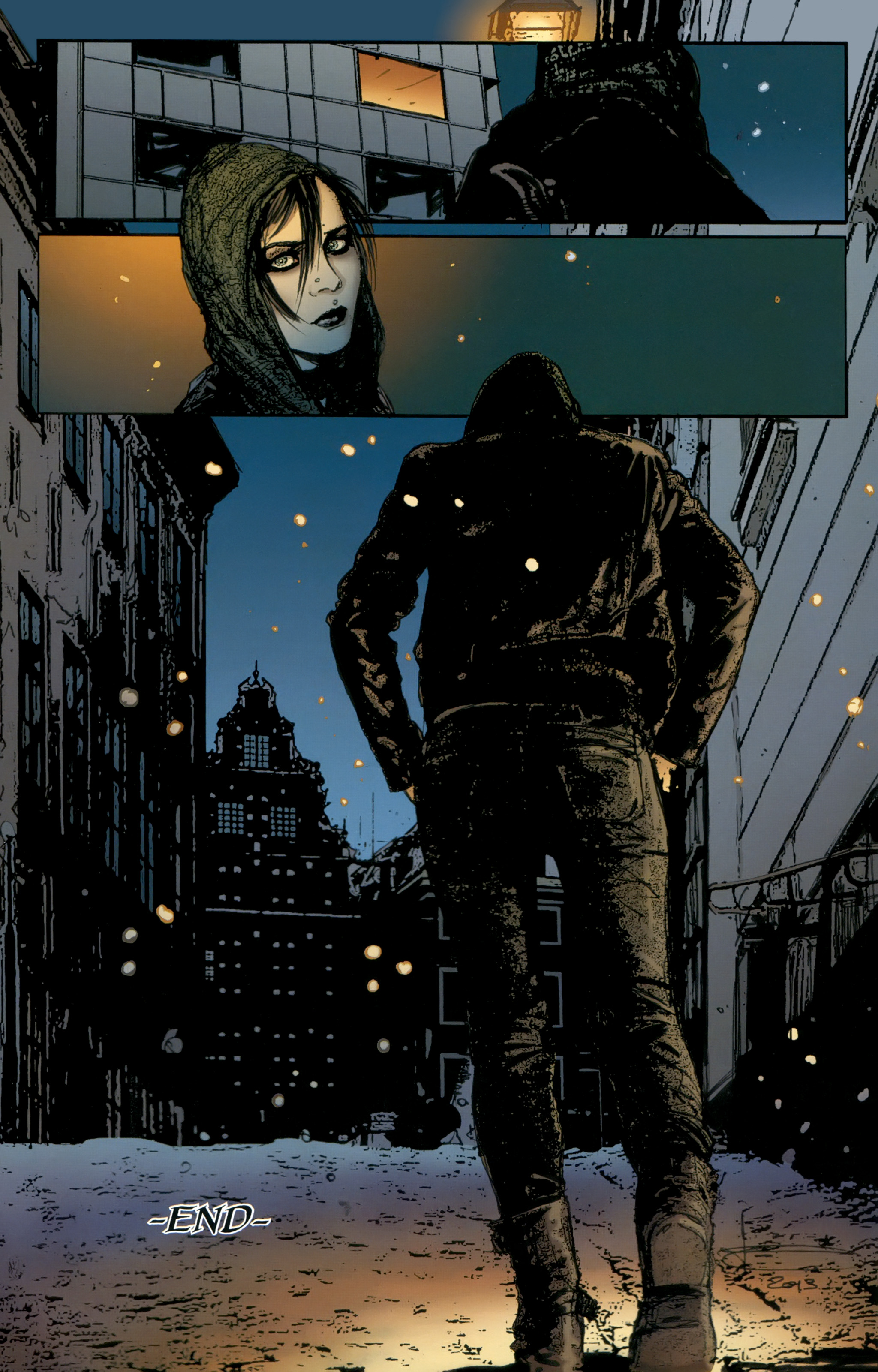 Read online The Girl With the Dragon Tattoo comic -  Issue # TPB 2 - 156