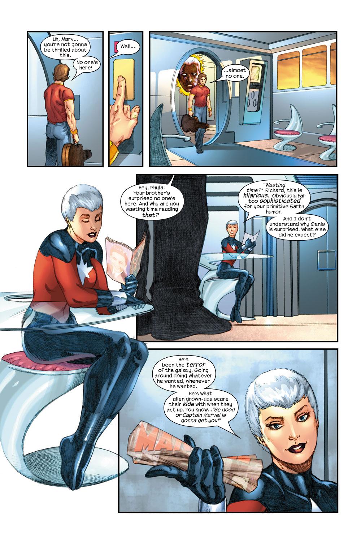Captain Marvel (2002) Issue #19 #19 - English 10