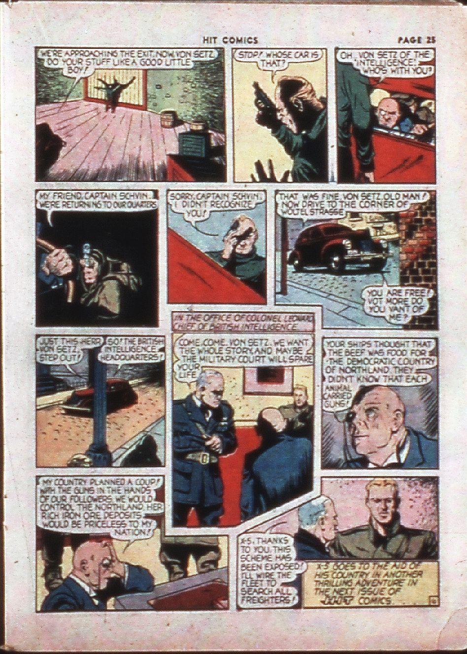 Read online Hit Comics comic -  Issue #4 - 27