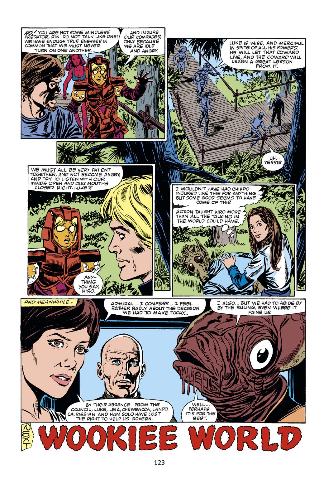 Read online Star Wars Omnibus comic -  Issue # Vol. 21 - 117