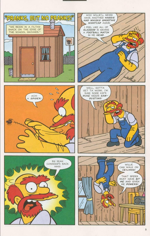 Read online Simpsons Comics comic -  Issue #75 - 4
