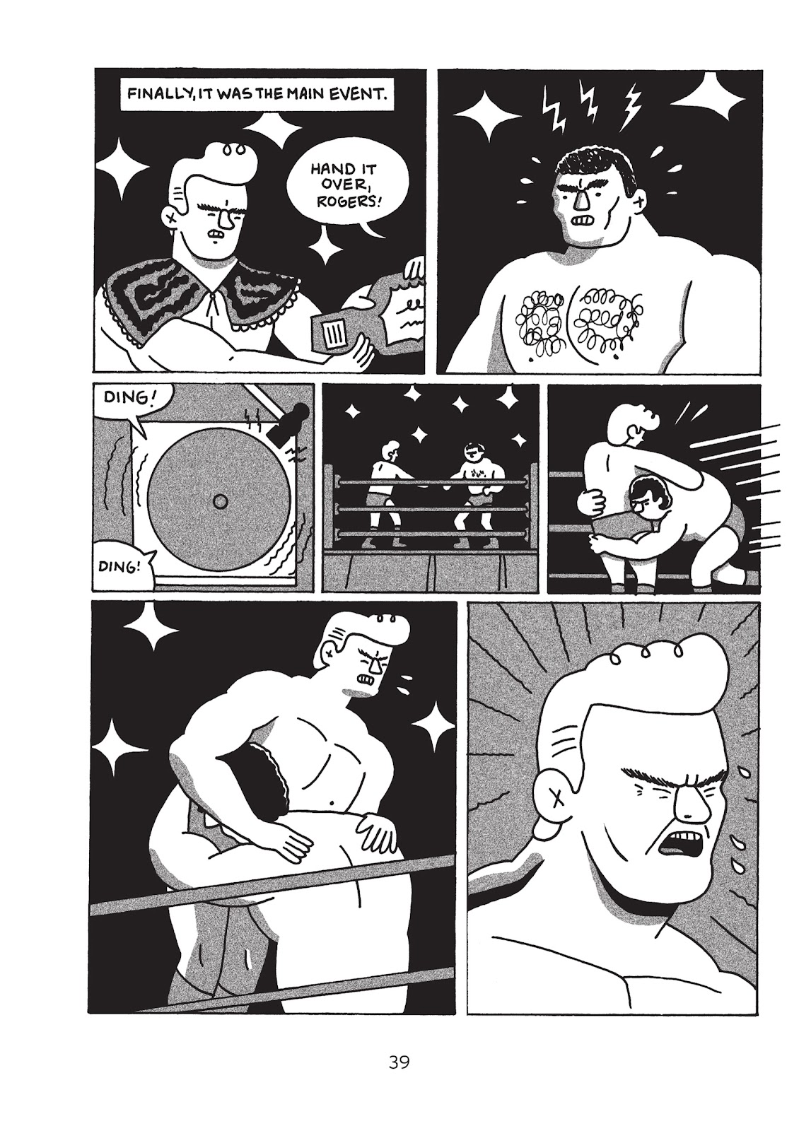 Read online Is This Guy For Real?: The Unbelievable Andy Kaufman comic -  Issue # TPB (Part 1) - 44