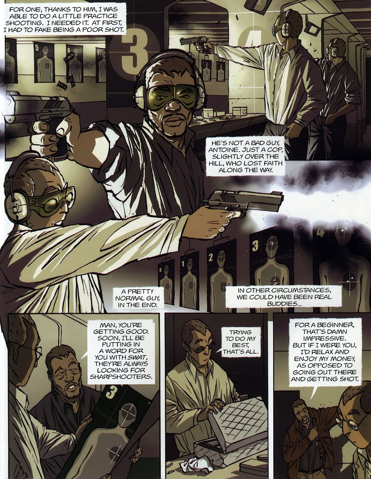 Read online The Killer comic -  Issue #7 - 24