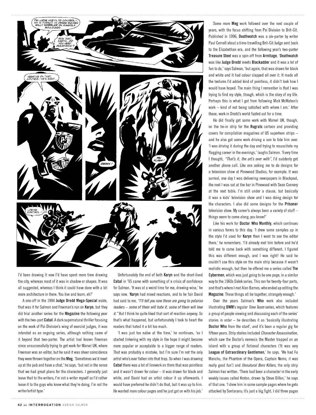 Judge Dredd Megazine (Vol. 5) Issue #381 #180 - English 41