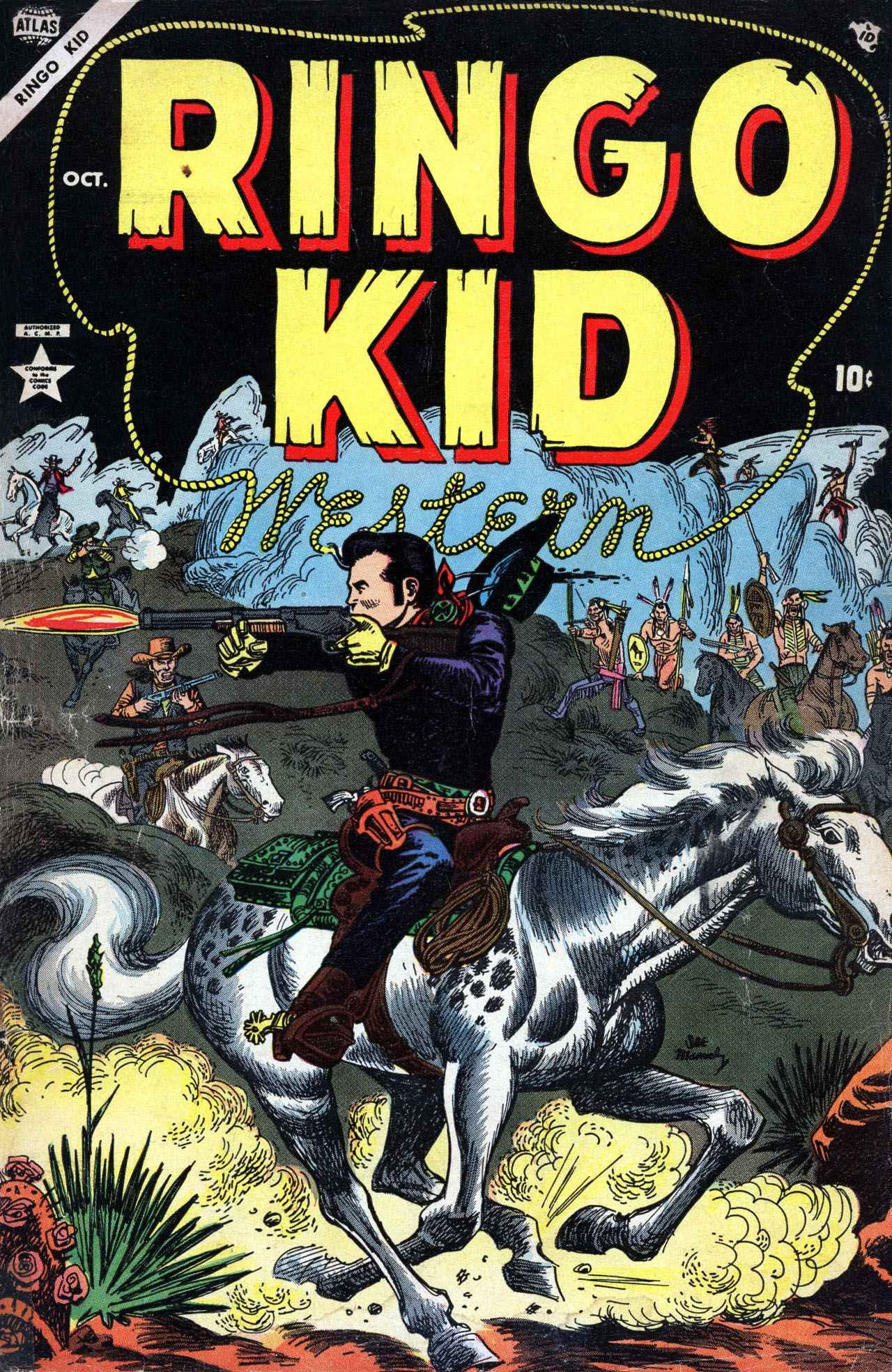 Ringo Kid Western 2 Page 1