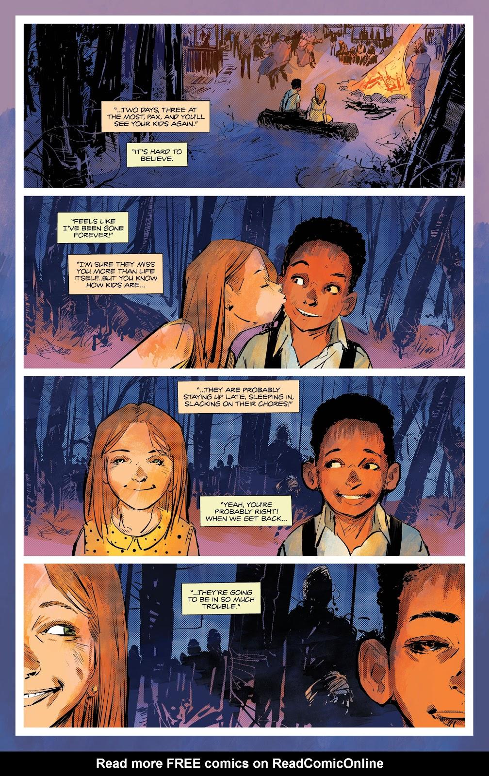 Read online Resonant comic -  Issue #5 - 23