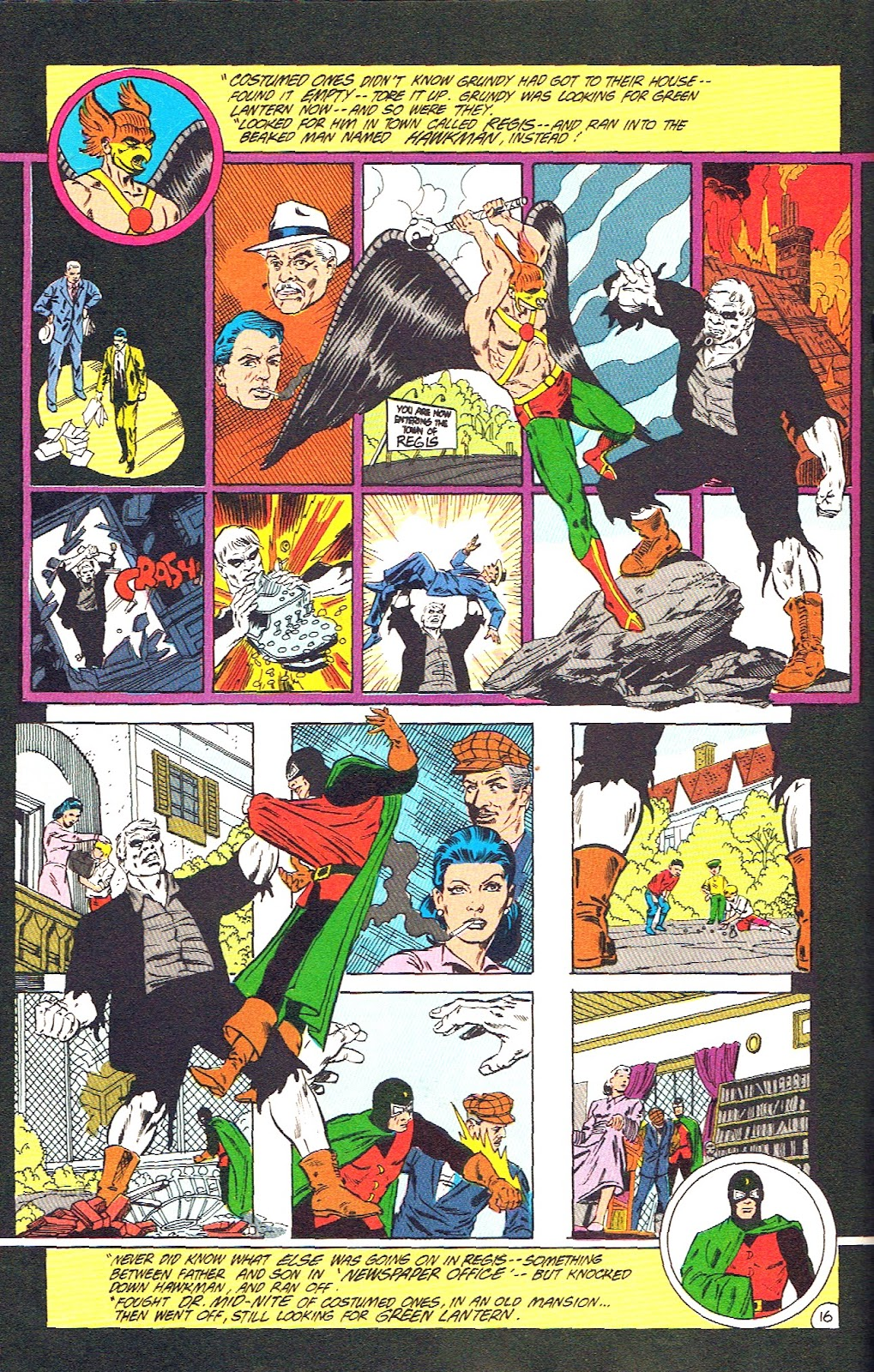 Infinity Inc. (1984) issue 39 - Page 18
