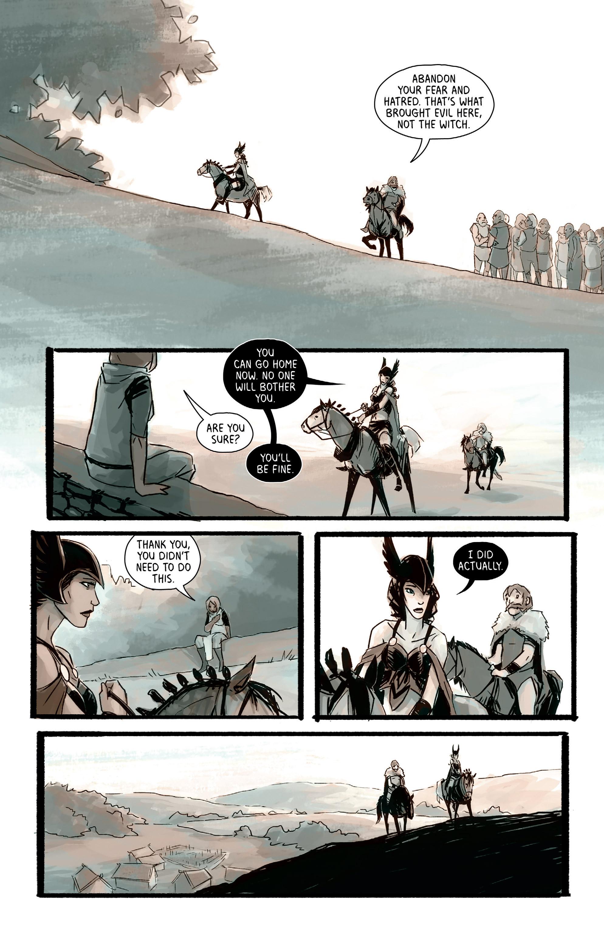 Read online Heathen (2017) comic -  Issue #4 - 18