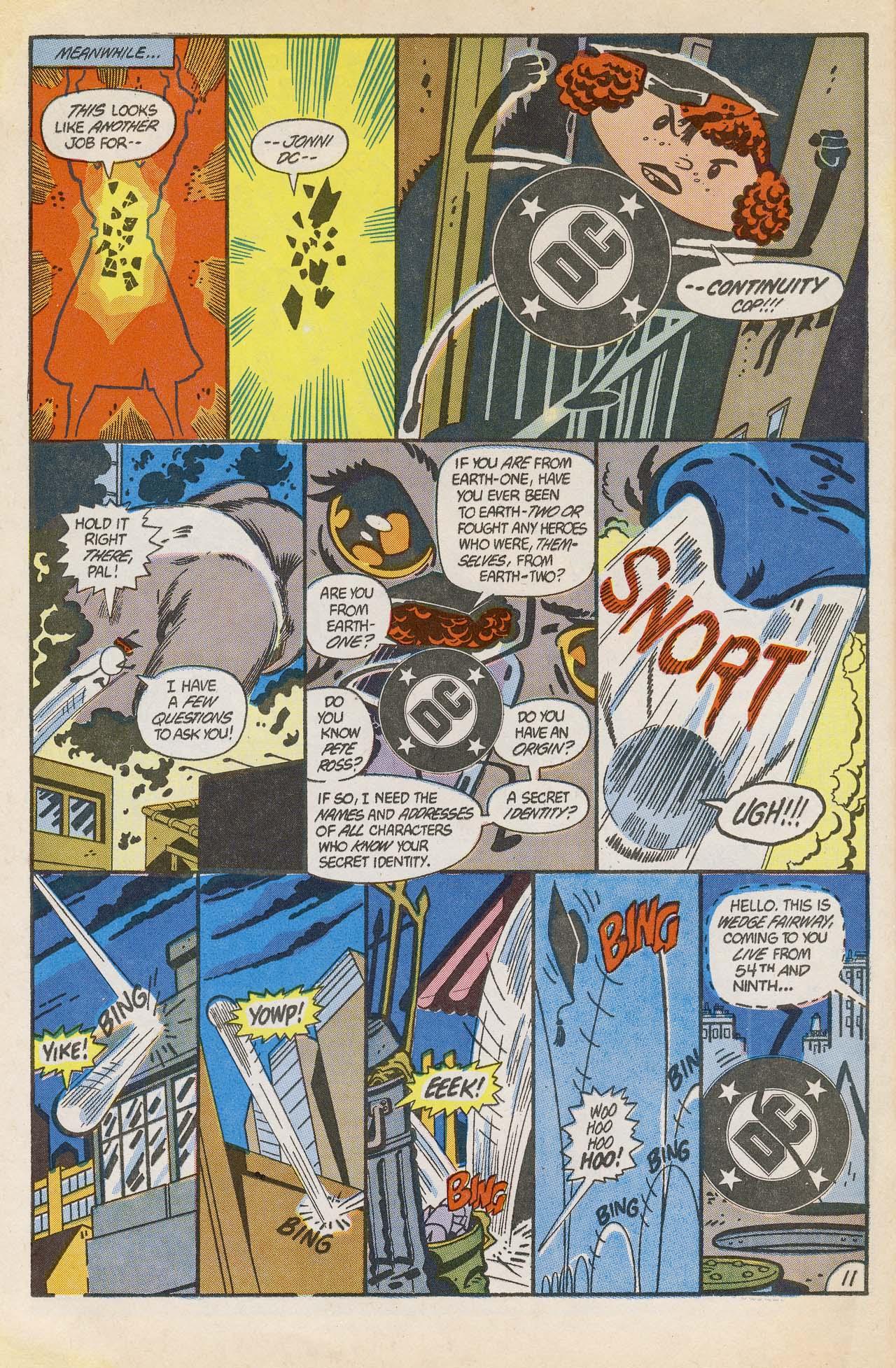 Read online Ambush Bug comic -  Issue #2 - 16