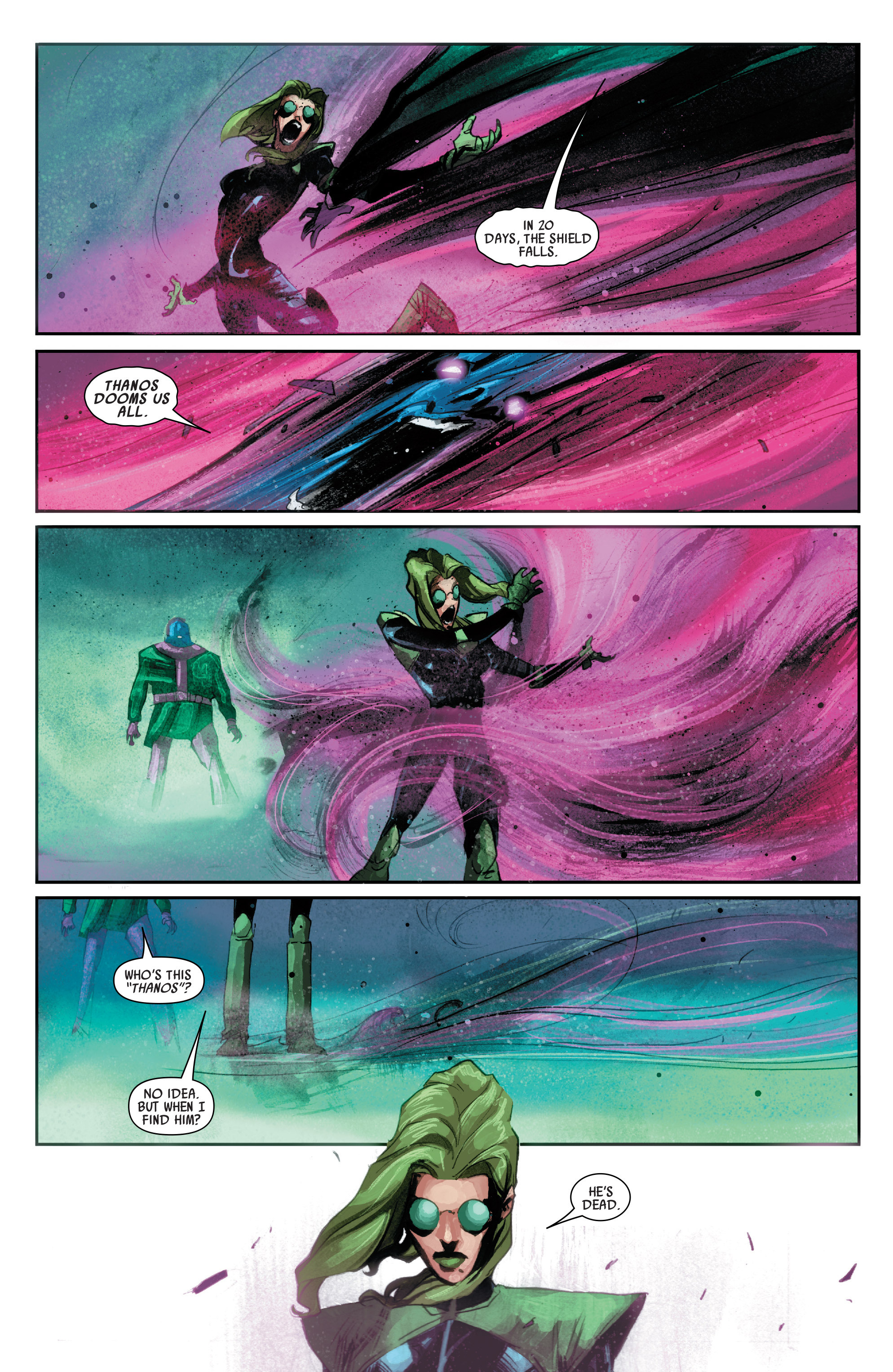 Read online Siege (2015) comic -  Issue #1 - 19
