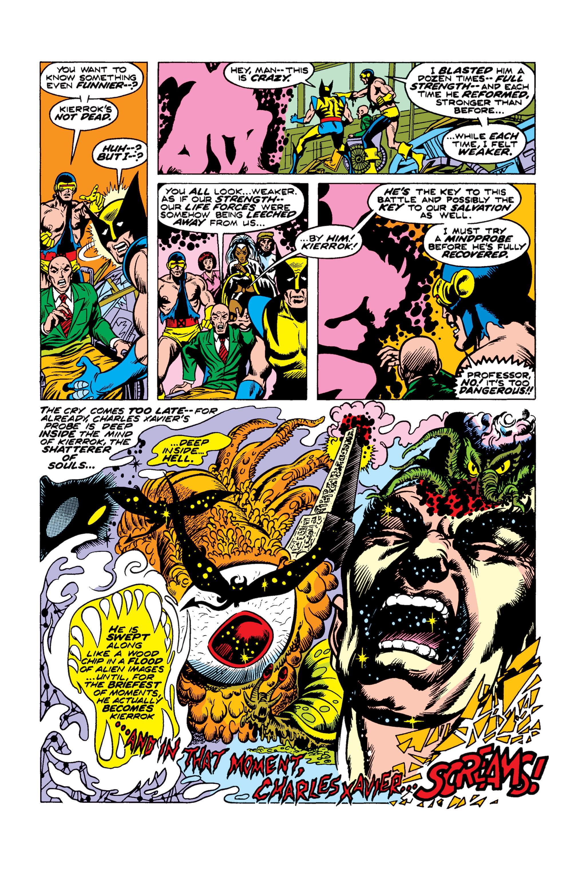 Uncanny X-Men (1963) 96 Page 14